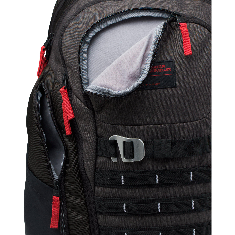 5e62e65f91 Lyst - Under Armour Men s Ua Huey Backpack in Black for Men