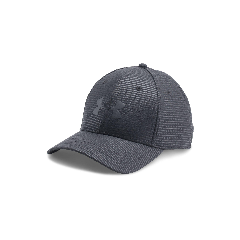 Lyst - Under Armour Men s Ua Storm Printed Headline Cap in Black for Men d6926400ce7