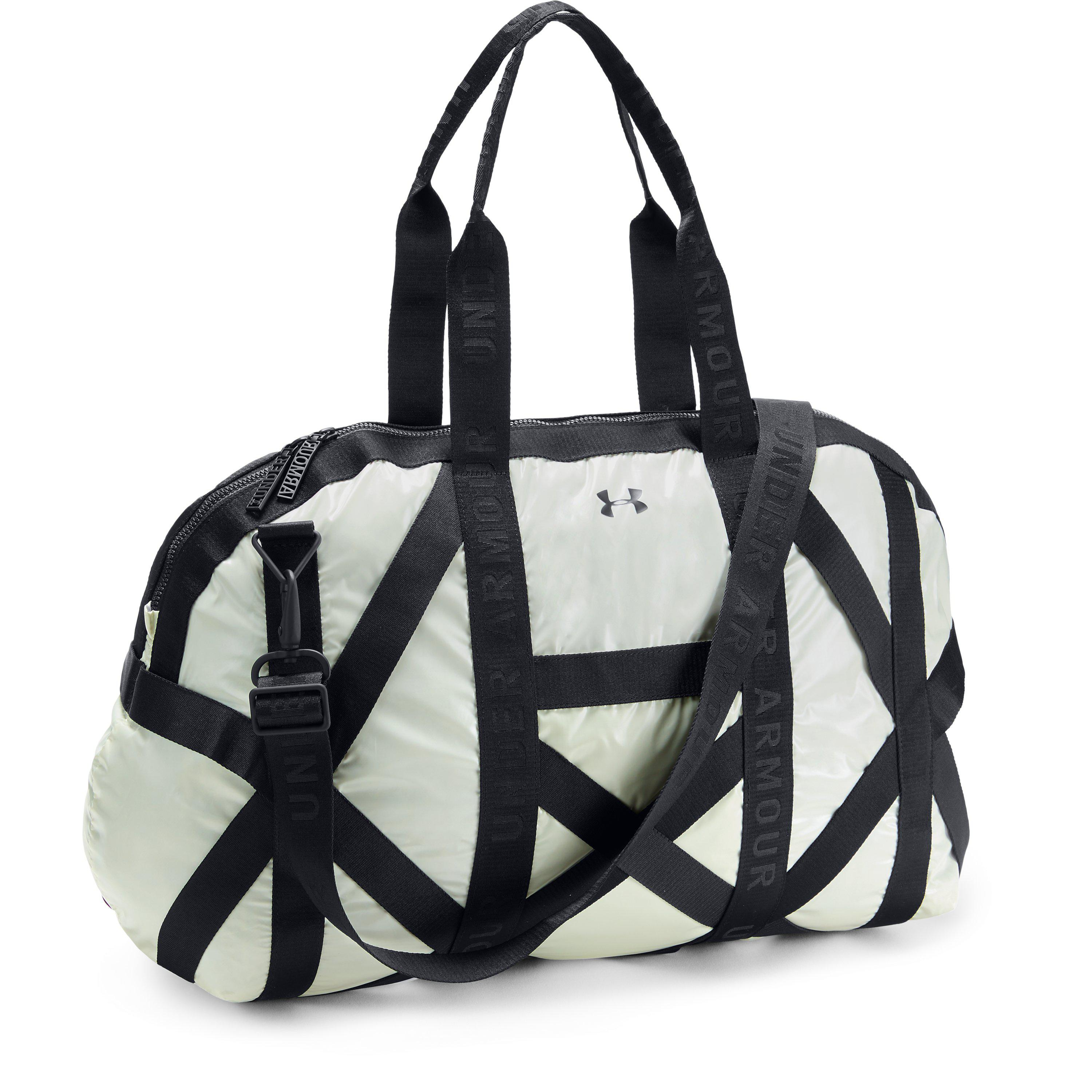 6306be3d244 Under Armour Women's Ua Beltway Gym Bag in Black - Lyst