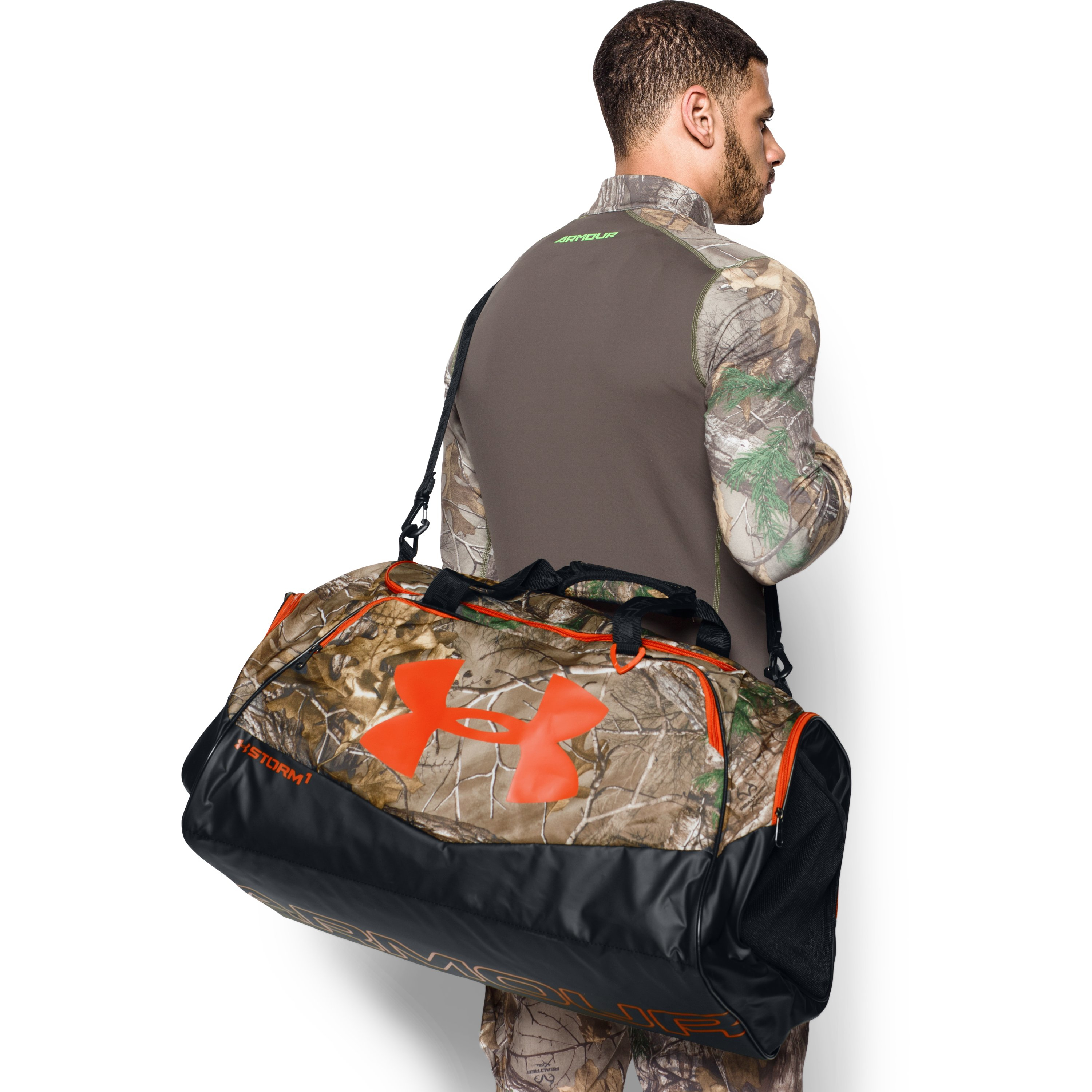 4912117a18a5 Under Armour Hunting Duffel Bag