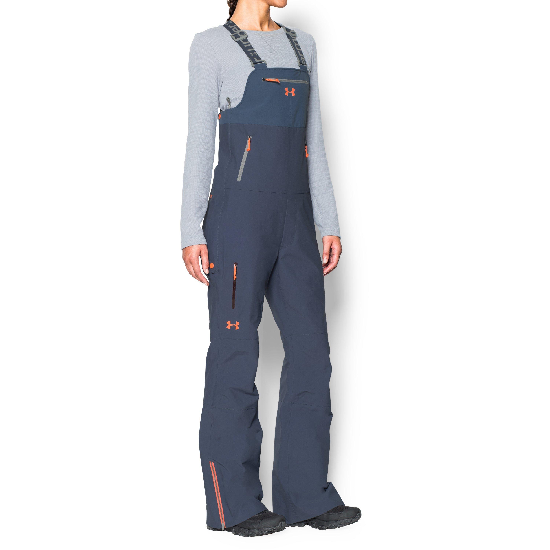 Under Armour Women's Ua Nimbus Gore-tex® Bib In Blue