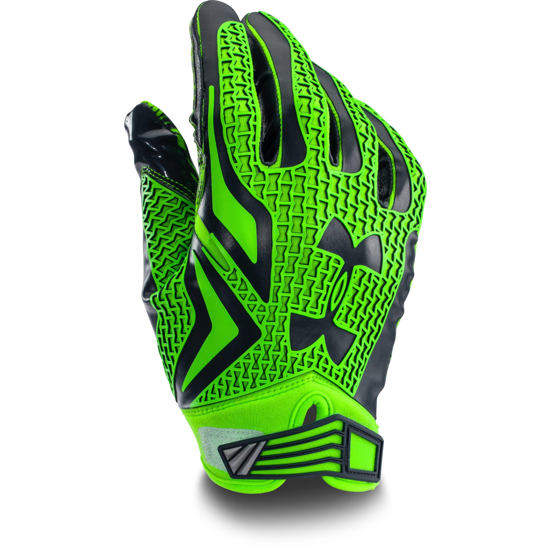 Lyst Under Armour Men S Ua Swarm Football Gloves In