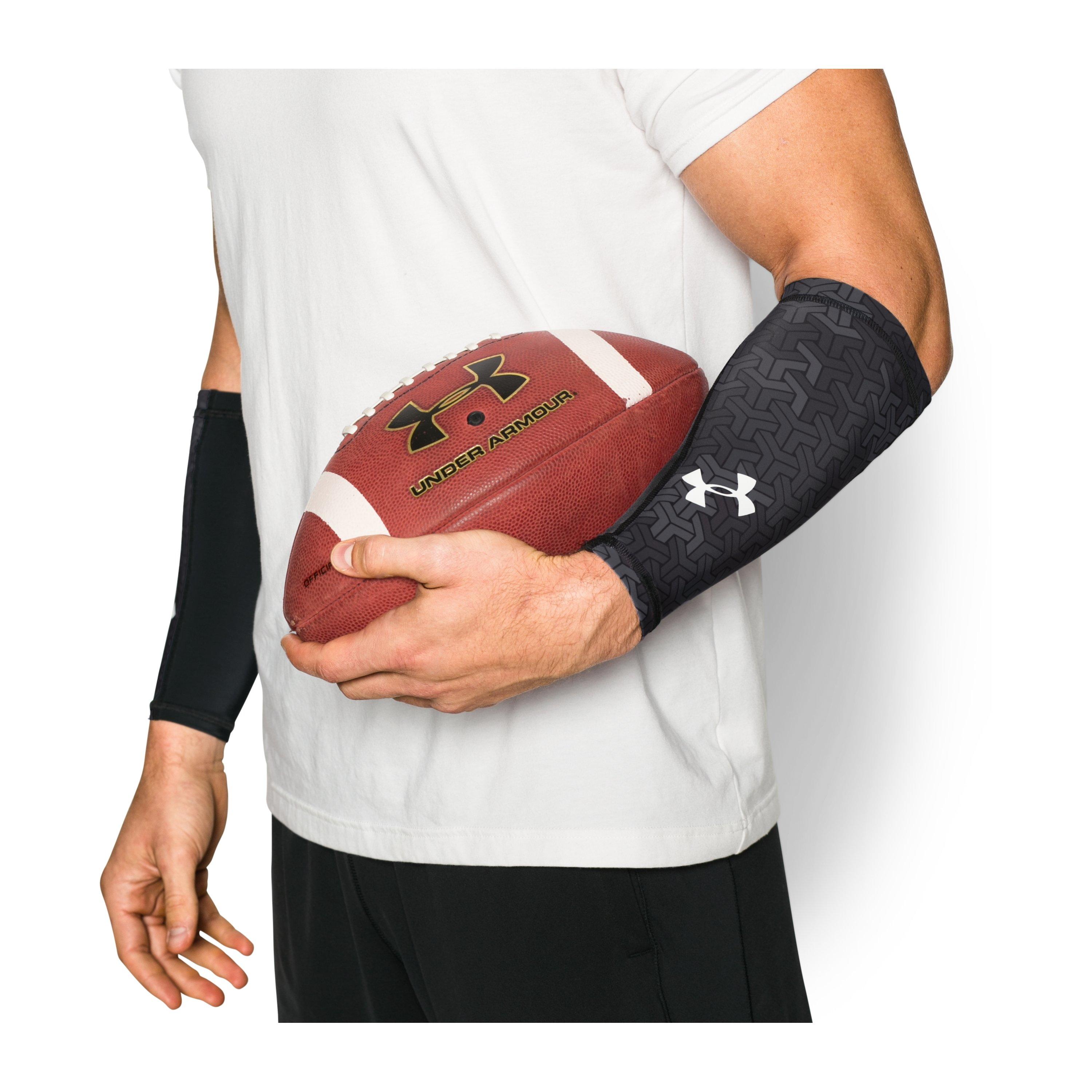Lyst - Under Armour Men s Ua Trion Camo Forearm Shiver in Black for Men 1b21f3c8f