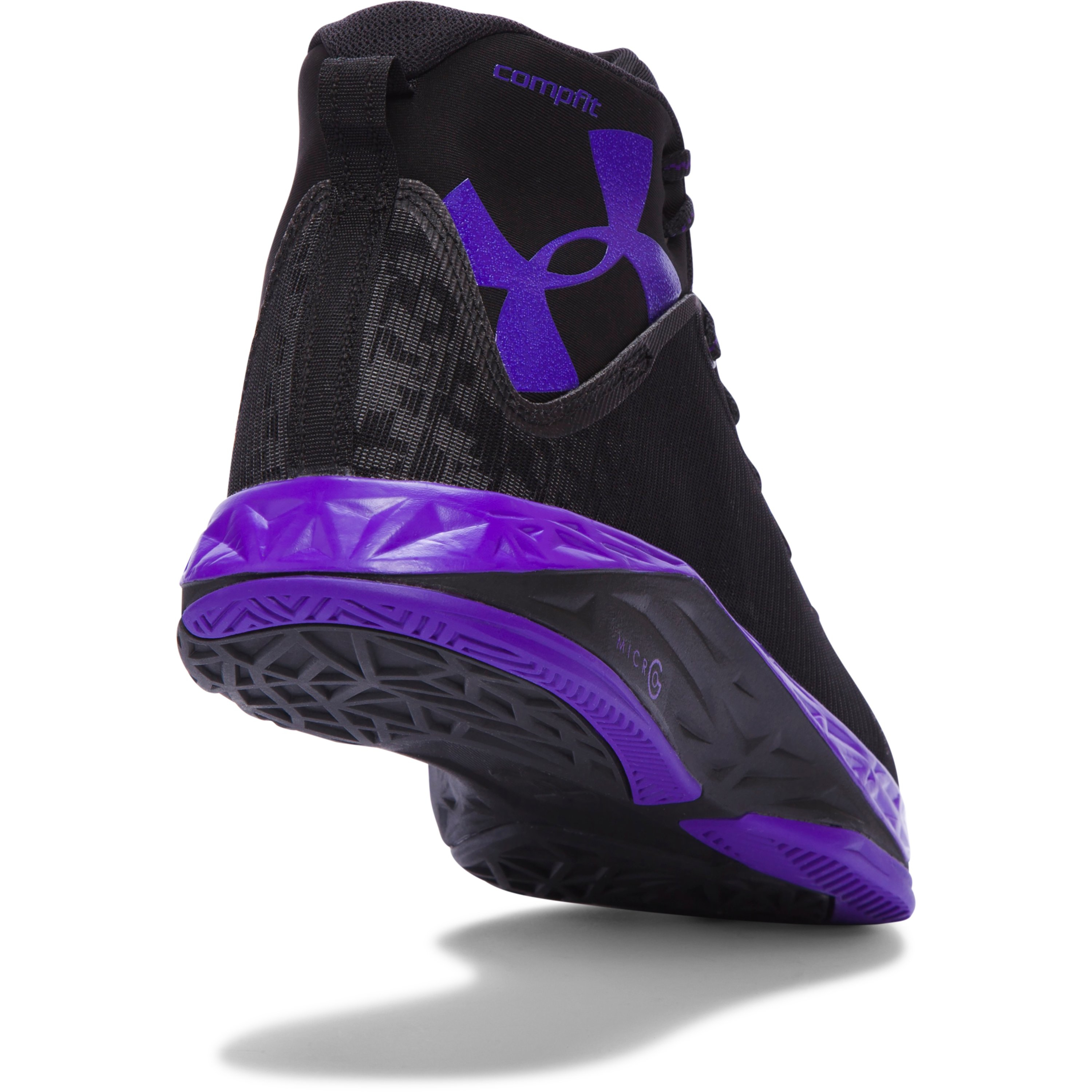 44269c5a45cc Lyst - Under Armour Men s Ua Fireshot Basketball Shoes in Purple for Men
