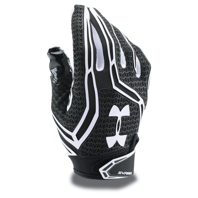 Nike Batting Gloves Canada: Under Armour Men's Ua Swarm Ii Football Gloves In