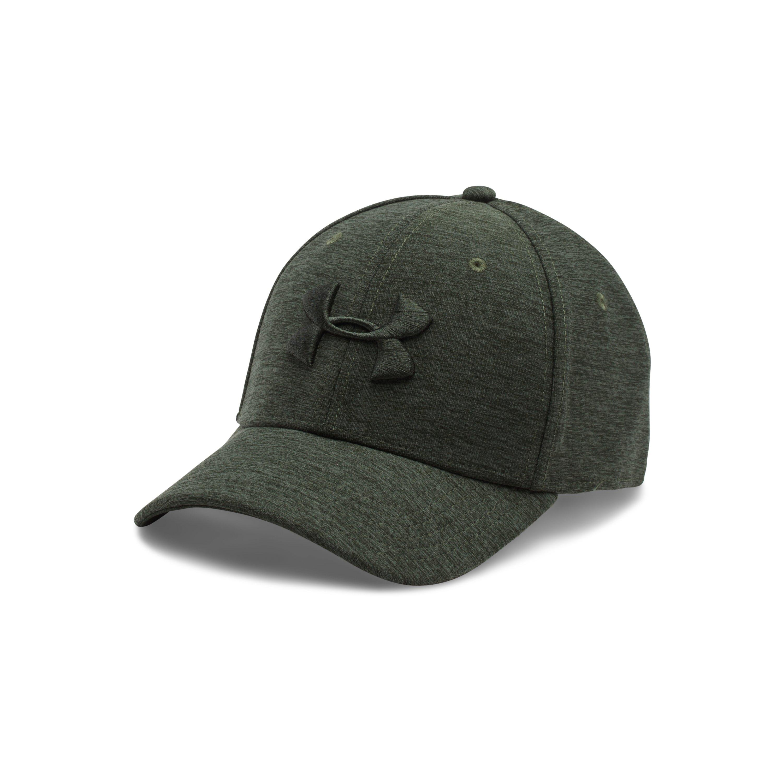 a6bd731ee81 Lyst - Under Armour Men s Ua Twist Tech Closer Cap in Green for Men