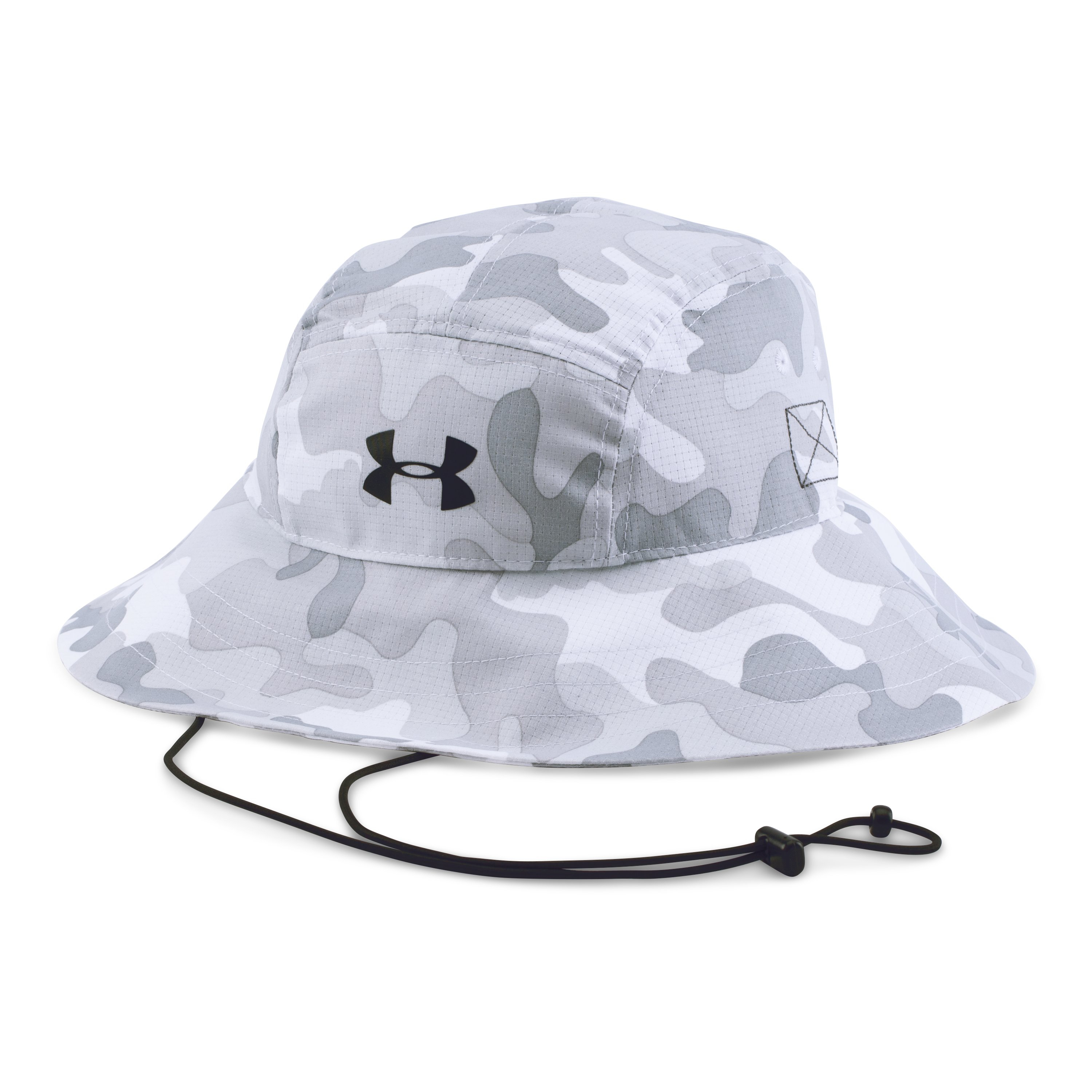 pretty nice 978f9 302bd Lyst - Under Armour Men s Ua Armourvent™ Bucket Hat in White for Men