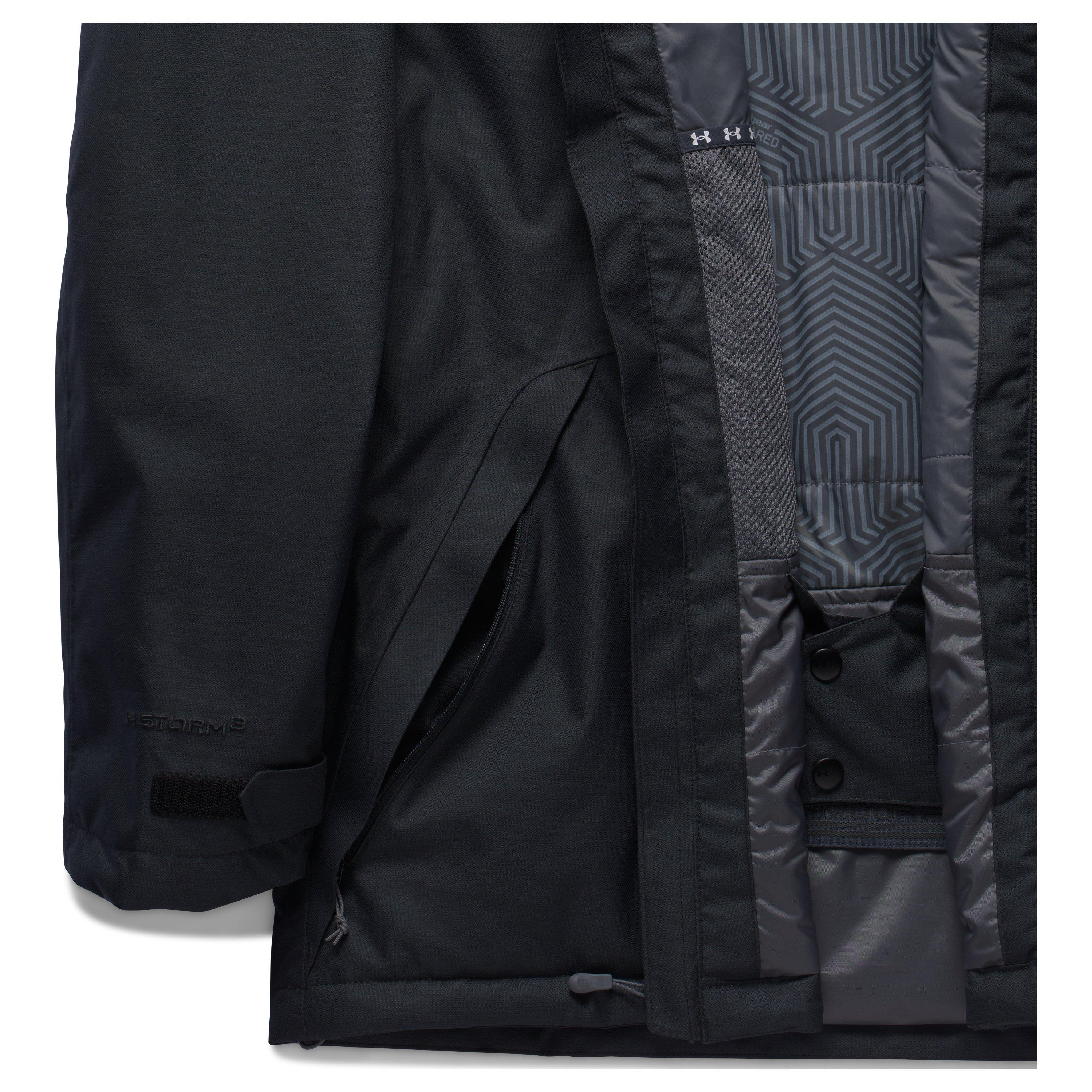 Lyst Under Armour Men S Ua Storm Timbr Insulated Jacket