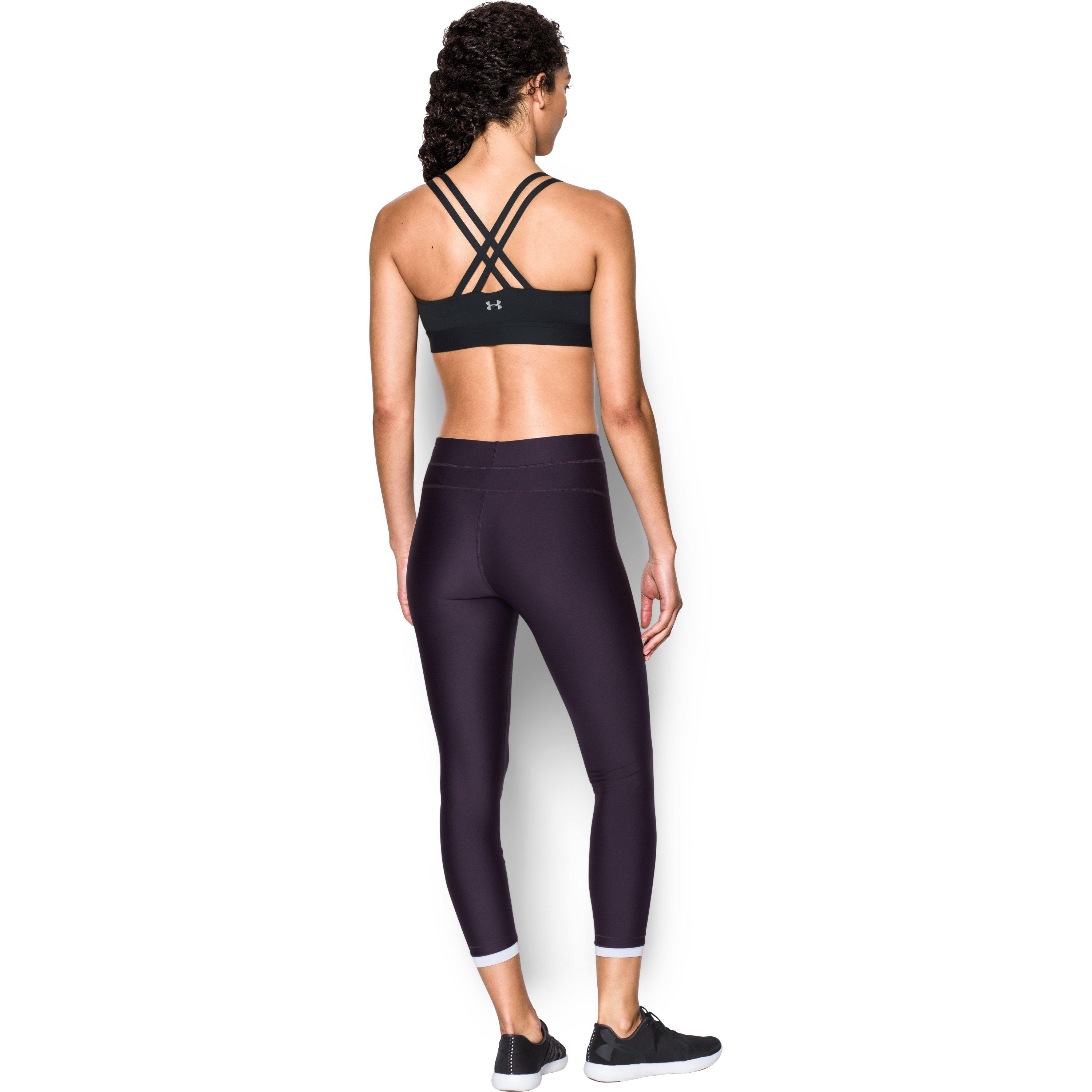 664614a22b Under Armour Women s Armour® Eclipse Low Impact Sports Bra in Black ...