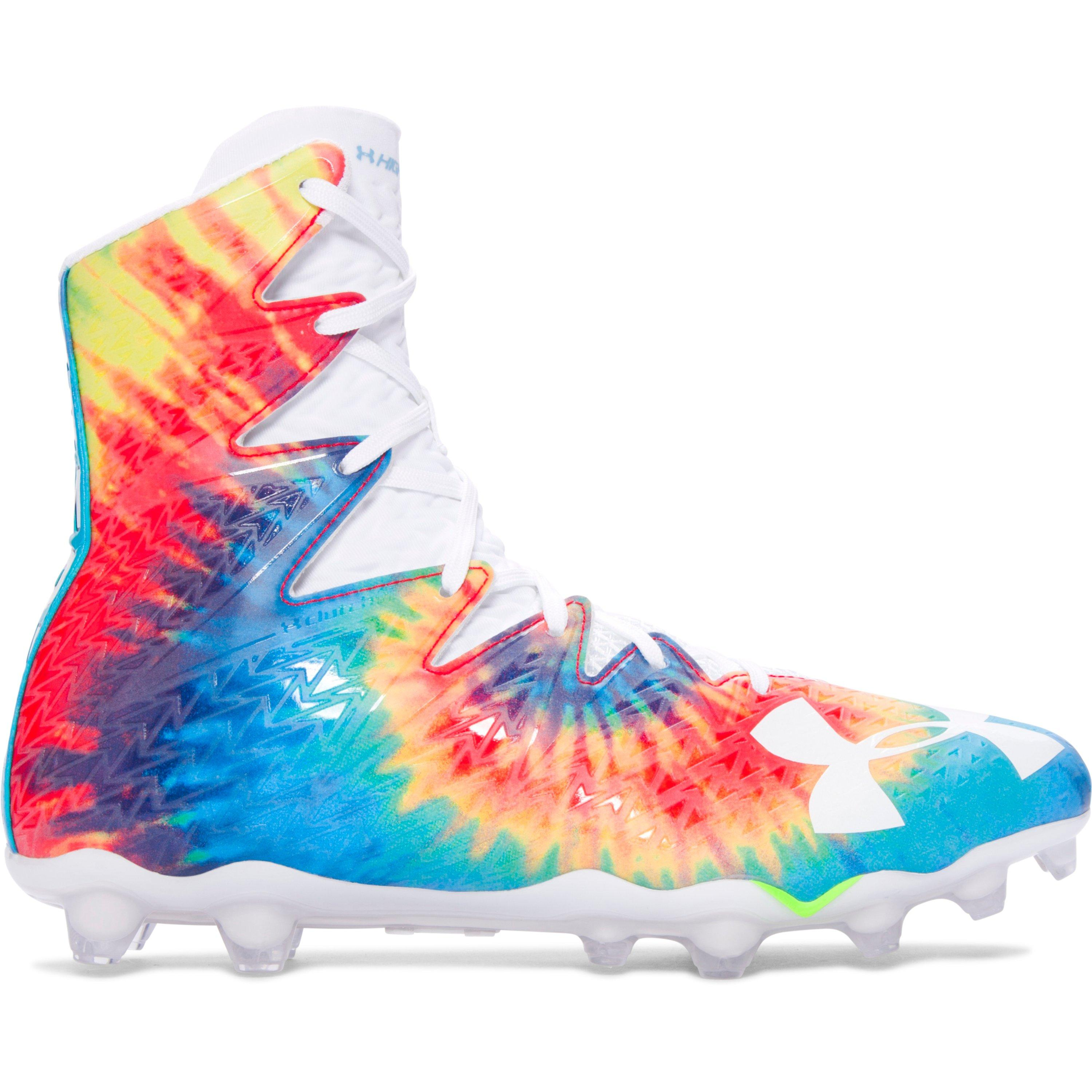 7956484aba81 Under Armour Men's Ua Highlight Mc – Limited Edition Lacrosse Cleats ...