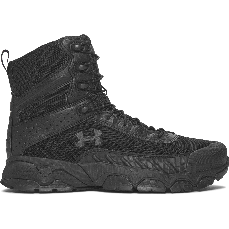 Under Armour Men S Ua Valsetz 2 0 Wide Tactical Boots In