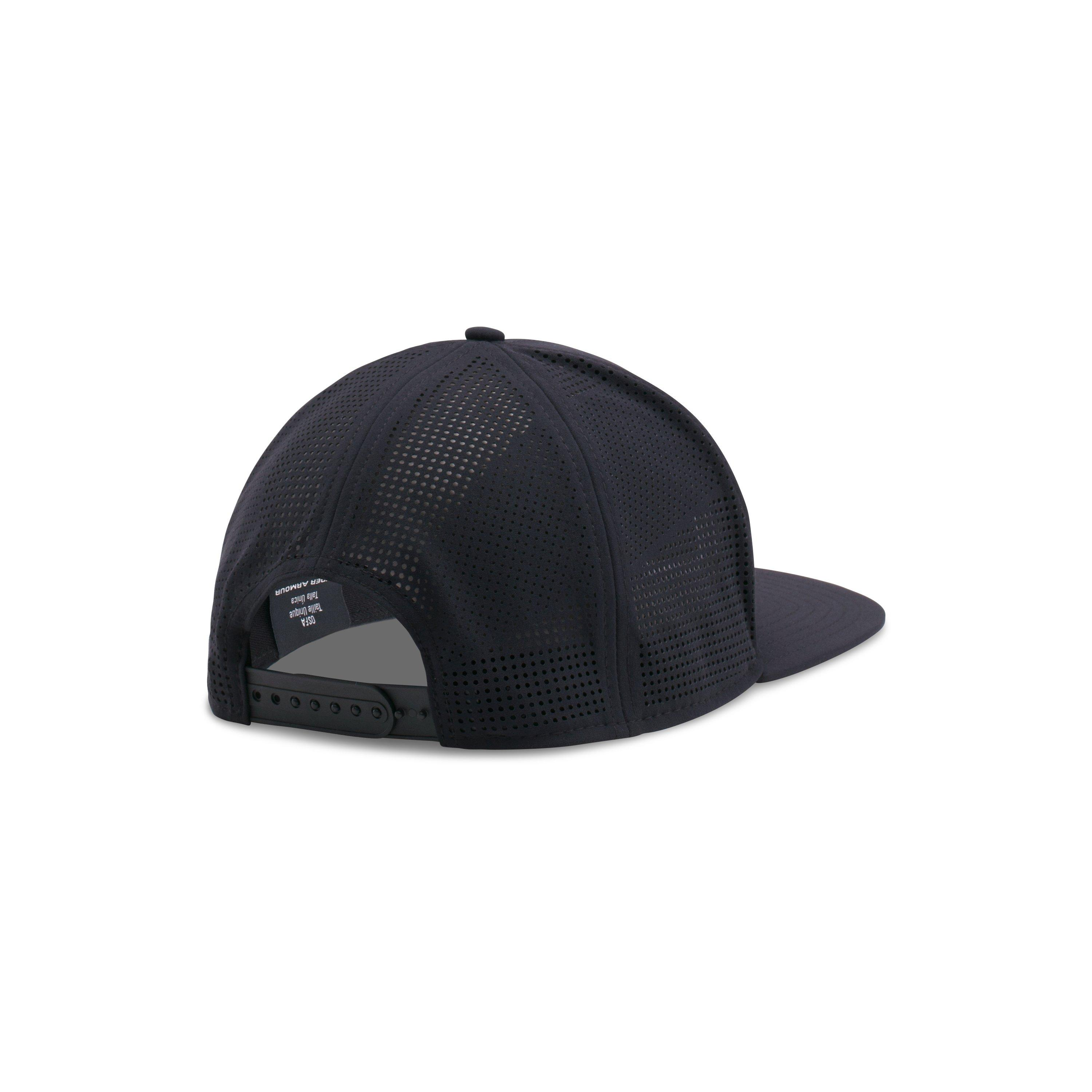 Lyst - Under Armour Ua X Project Rock Supervent Snapback Cap in ... 22f88e1dee9