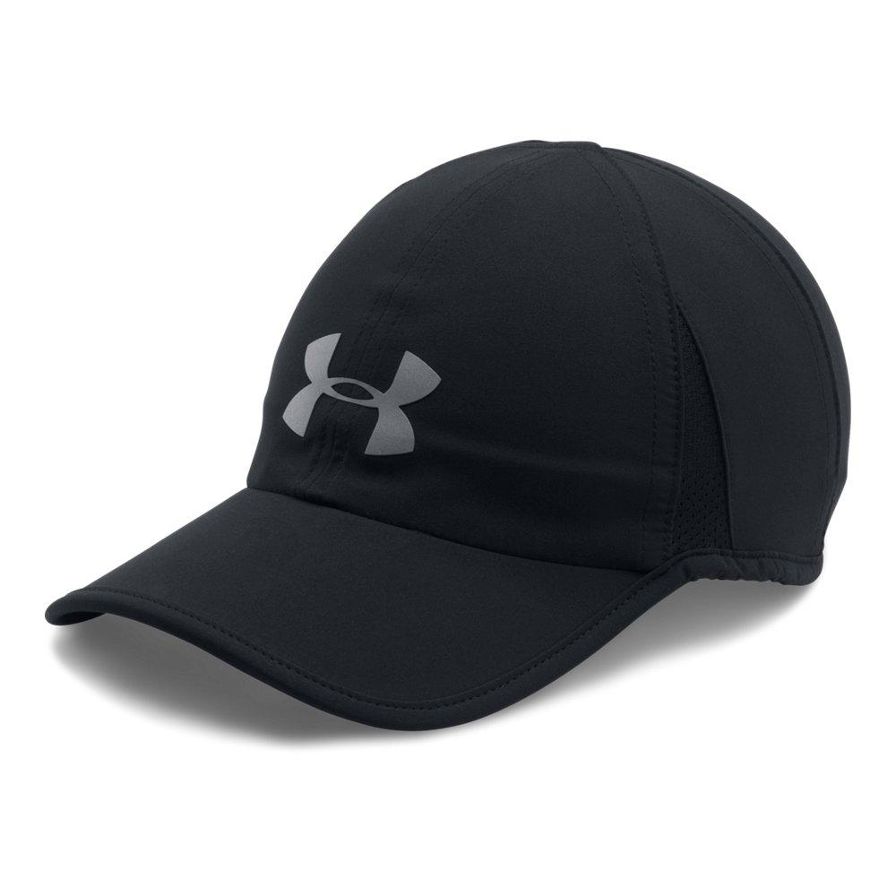 ad33962c33e Lyst - Under Armour Shadow 4.0 Run Cap in Black for Men - Save 29%