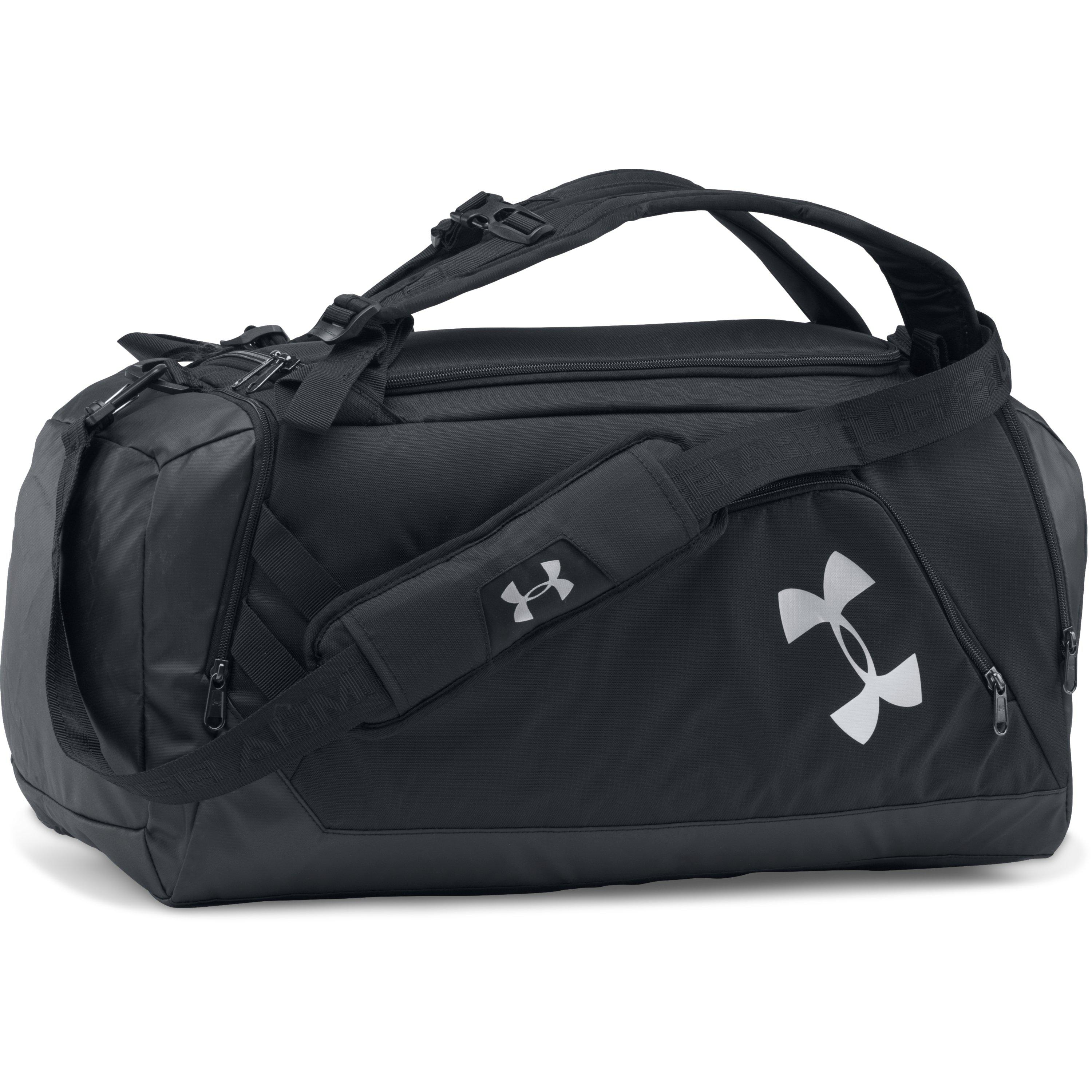 080e71a19d Lyst - Under Armour Ua Storm Contain Backpack Duffle 3.0 in Black ...