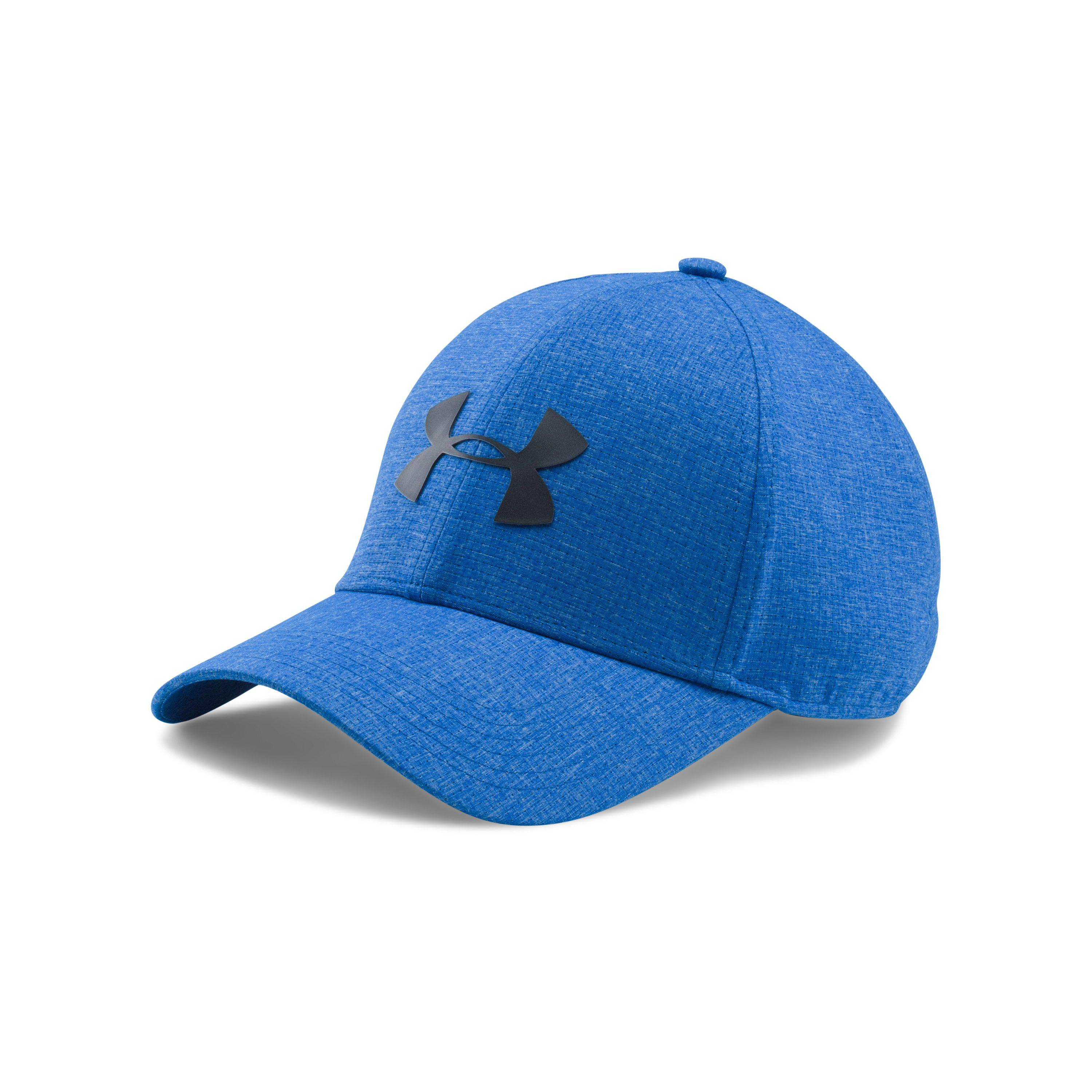 90411e37a76 Lyst - Under Armour Men s Ua Coolswitch Armourventtm 2.0 Cap in Blue ...