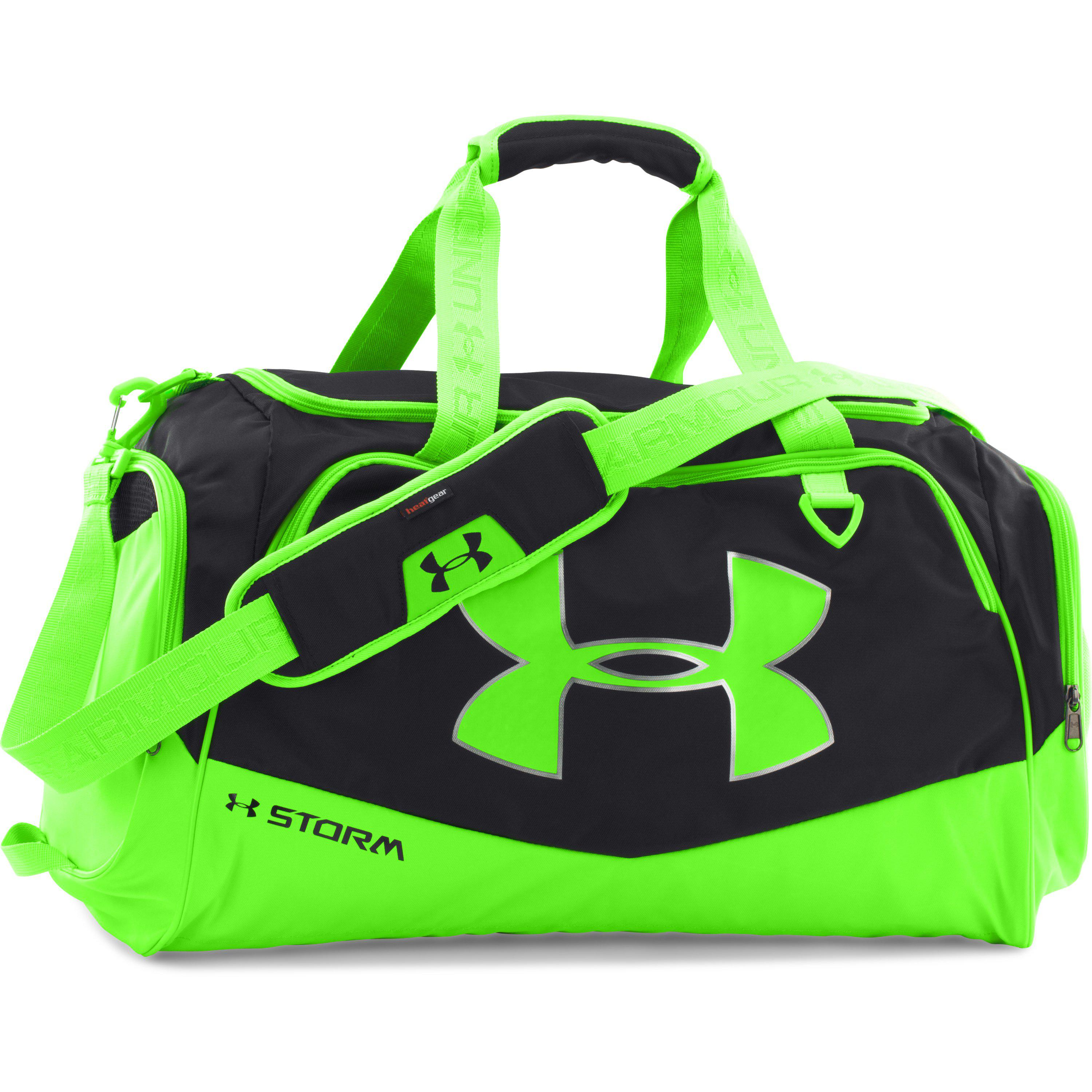 3716cb1bf6 Under Armour Ua Storm Undeniable Ii Md Duffle in Green for Men - Lyst