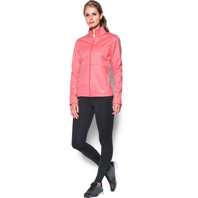Lyst Under Armour Women S Ua Coldgear Infrared Softershell Jacket