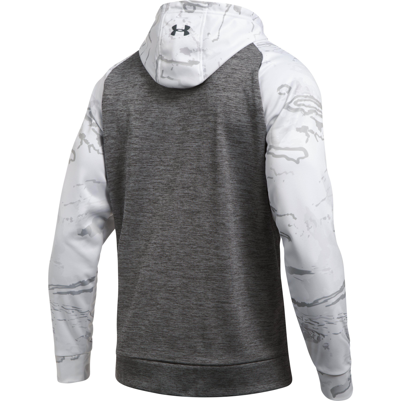 hot sale online 307ee cd173 Under Armour Men s Ua Storm Armour® Fleece Camo Hoodie in Gray for ...