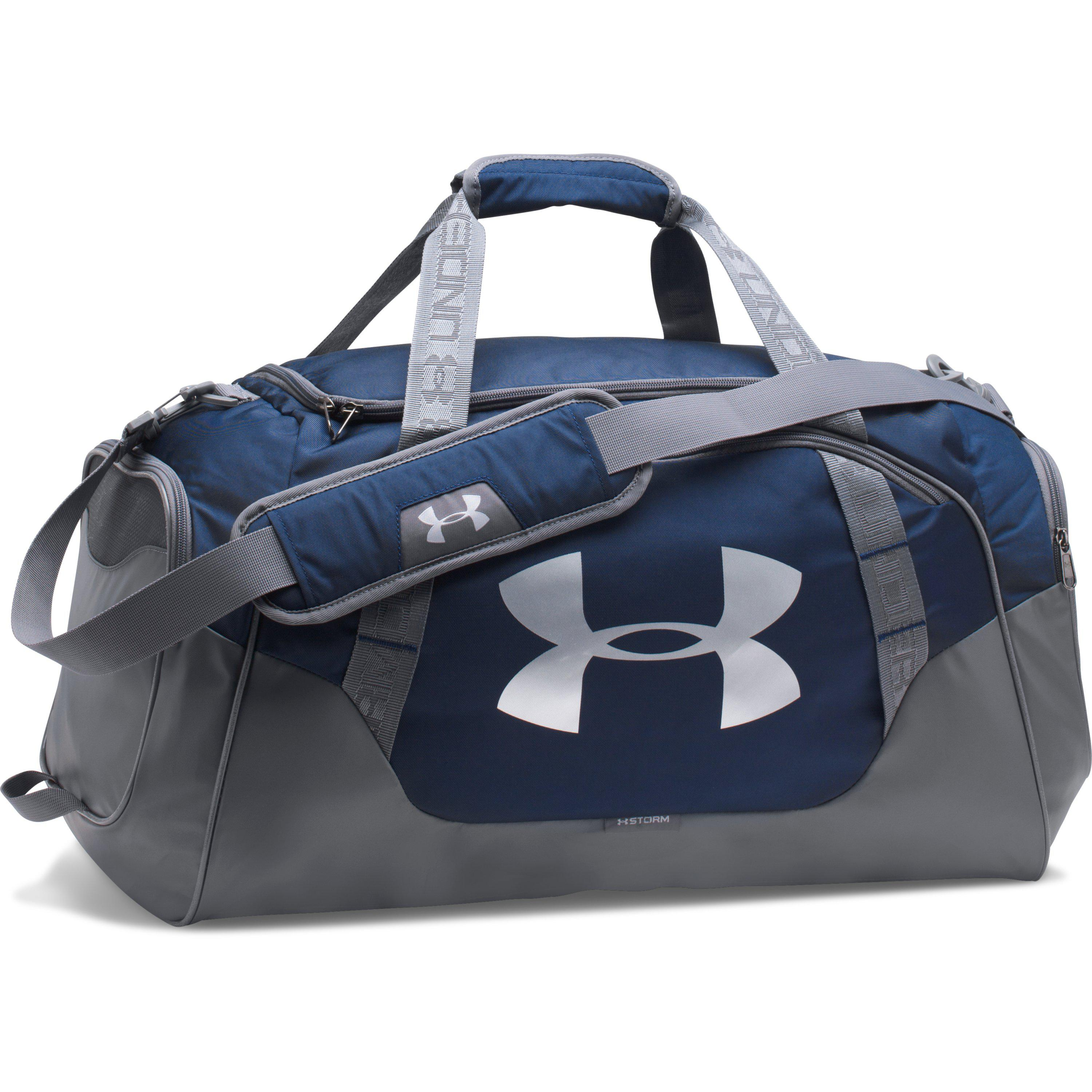 Under Armour Undeniable 3.0 Small Duffle Bag in Blue for Men - Lyst 16b2cc3859195