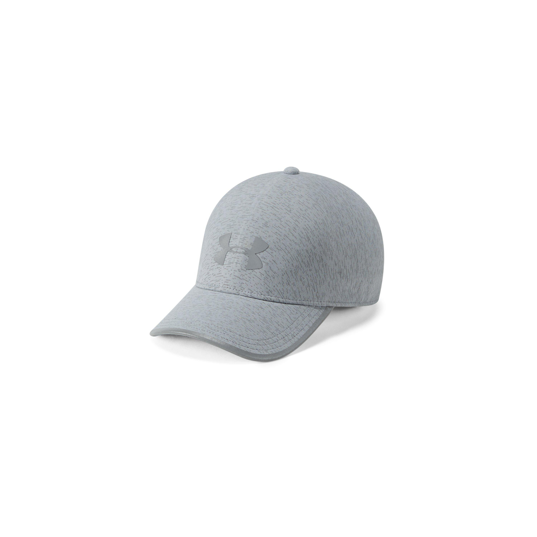 buy popular 3e85d b3cb8 Under Armour Men s Ua Flash 1 Panel Cap in Gray for Men - Lyst
