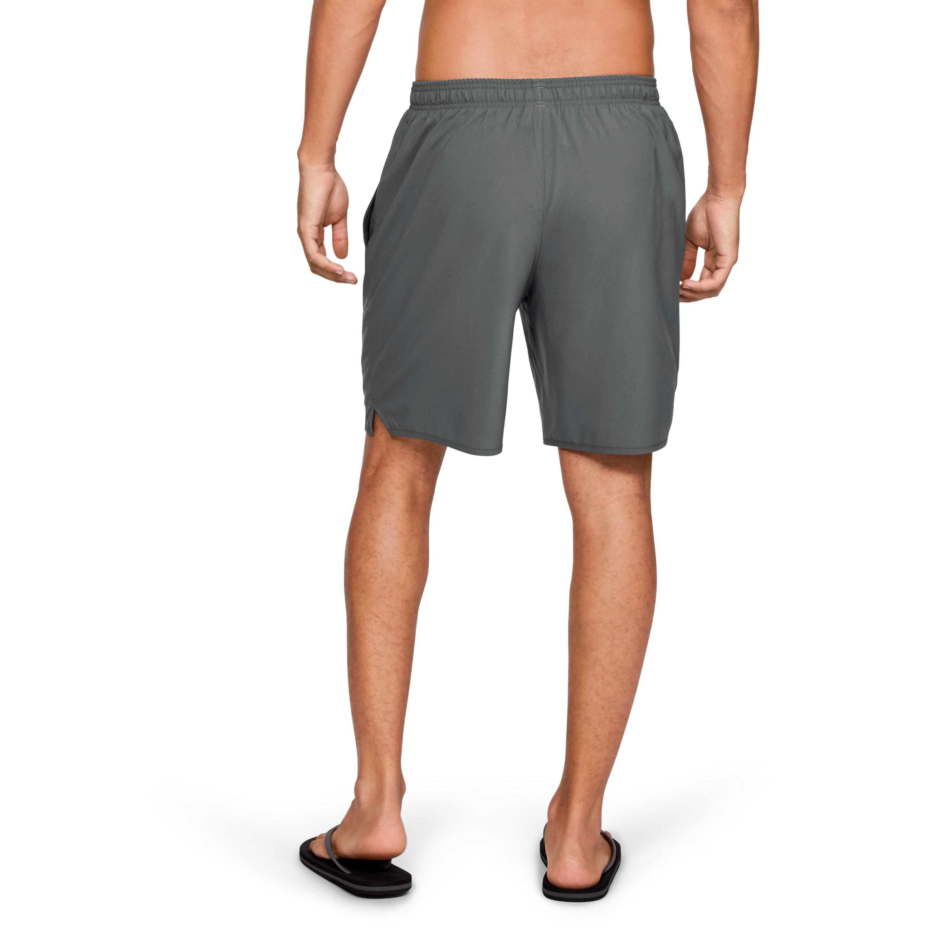 75fe5a4ab46f8 Lyst - Under Armour Men's Ua Dockside Volley Shorts in Gray for Men