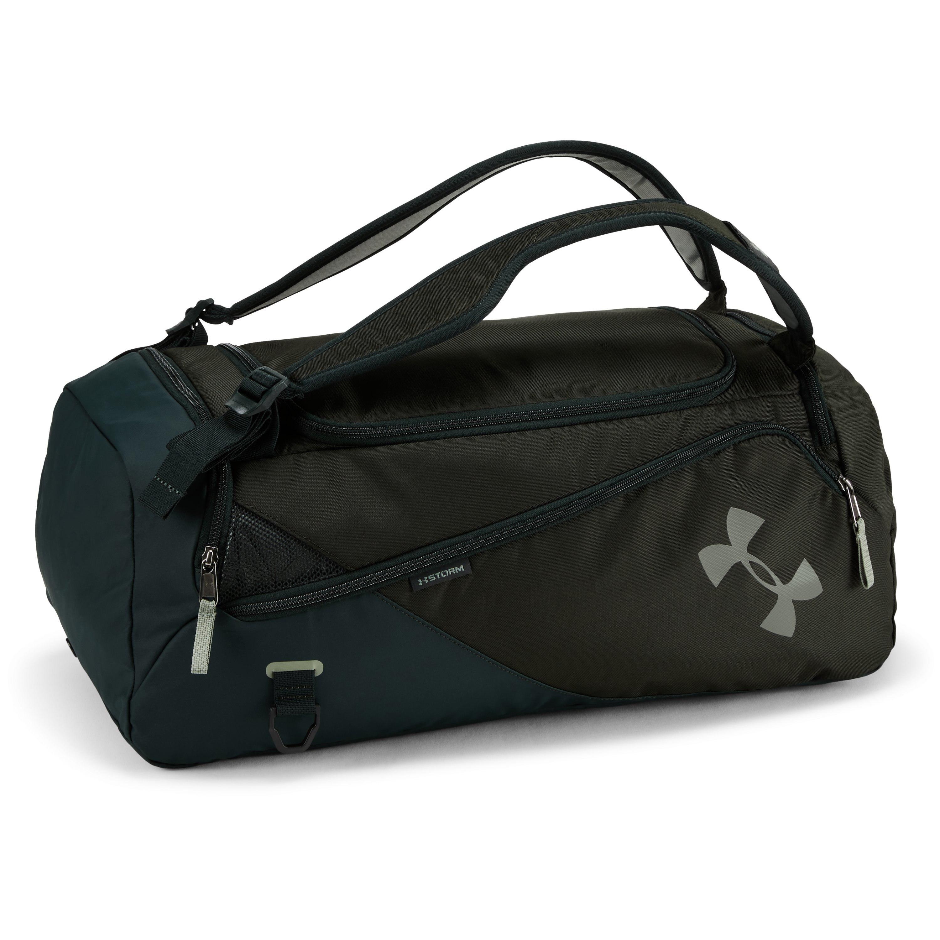 5d6e7d665b49 Lyst - Under Armour Men s Ua Contain Duo 2.0 Backpack Duffle in ...