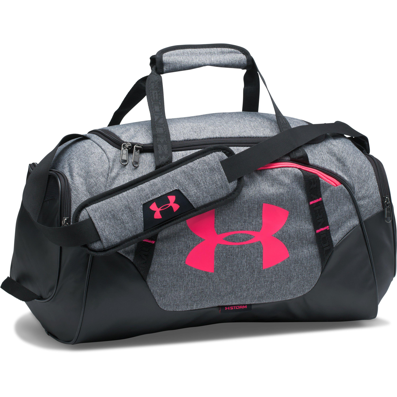1e2e34bbff8 Lyst - Under Armour Men s Ua Undeniable 3.0 Small Duffle Bag in Gray ...