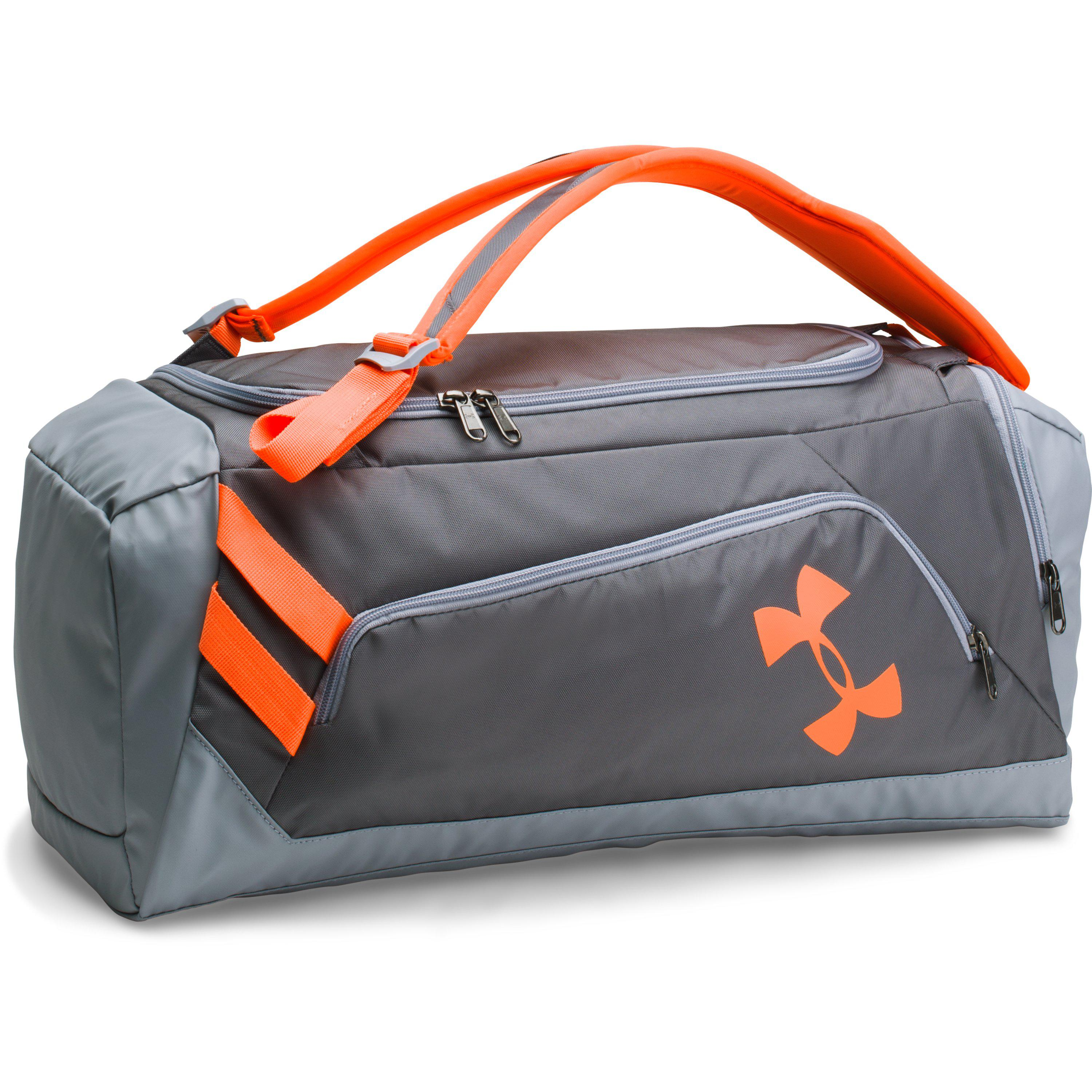 652bab932ffb Lyst - Under Armour Ua Storm Undeniable Backpack Duffle — Small in Gray