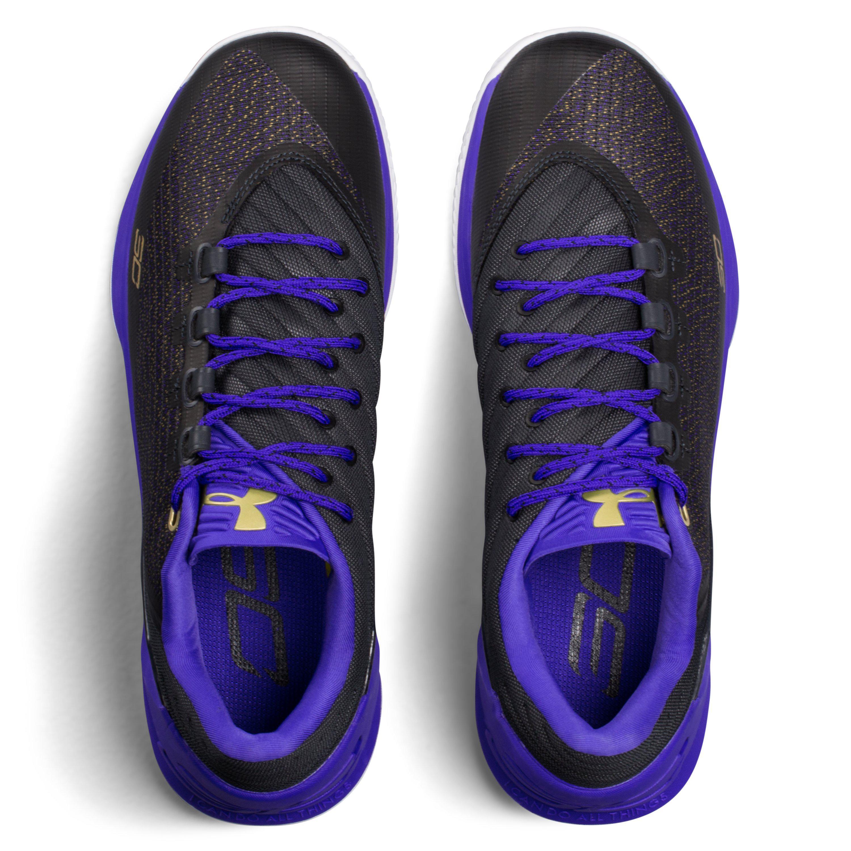 sports shoes e1191 a2414 discount curry 3 low purple 5914b c7dc6