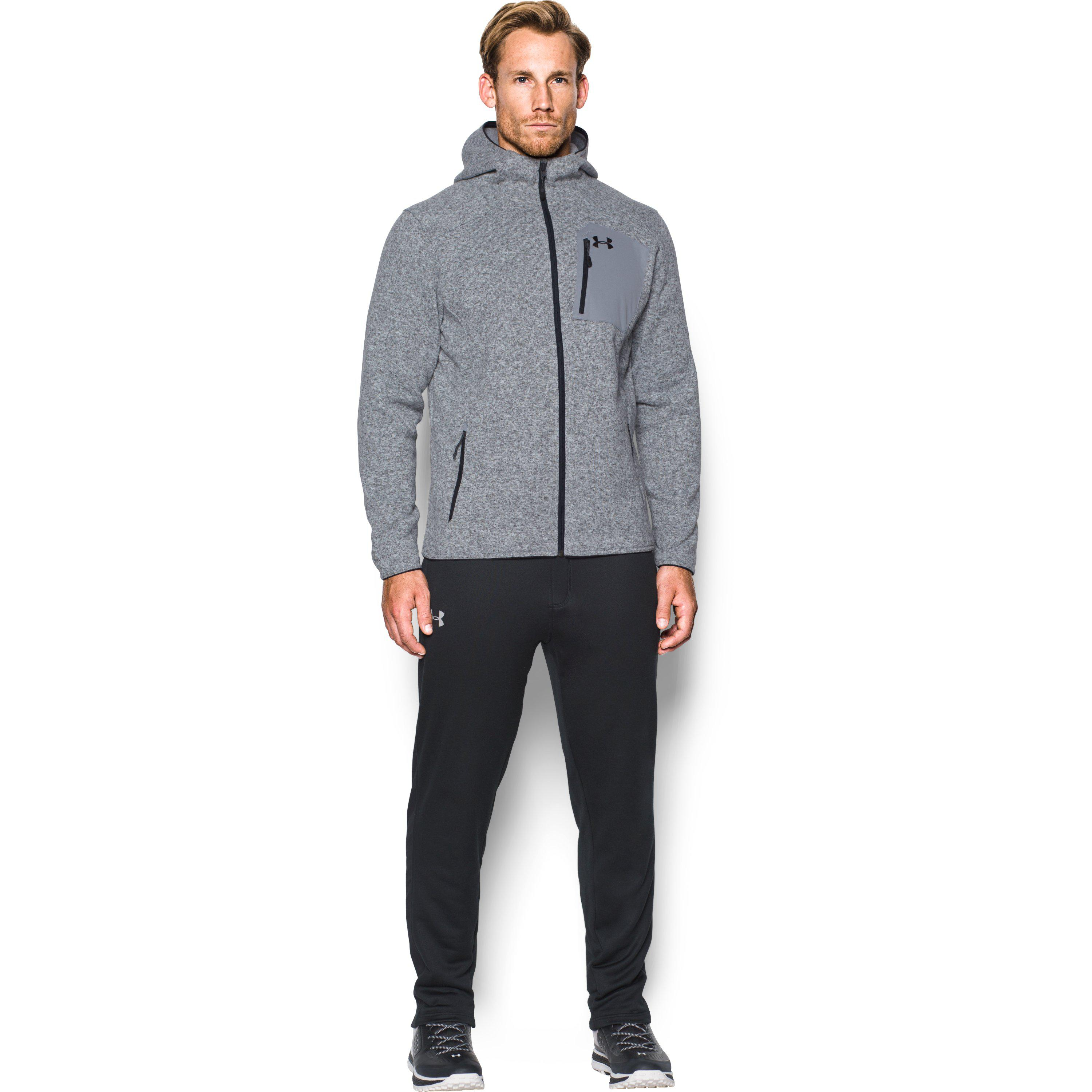 Lyst Under Armour Mens Ua Storm Specialist Hoodie In Gray For Men