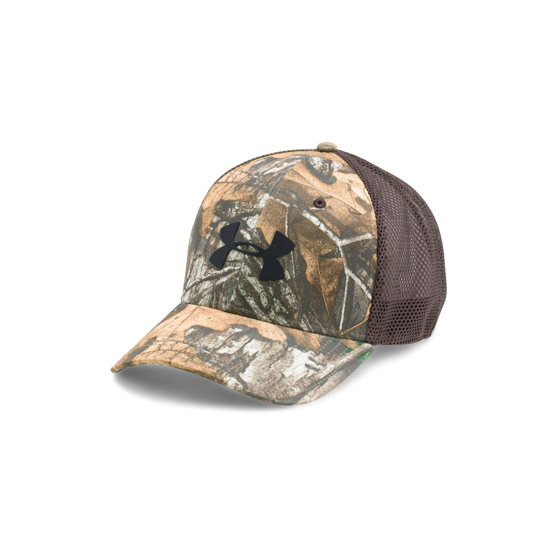 bddc00ecabd Lyst under armour mens ua camo mesh cap in brown for men jpg 3000x3000 Under  armour