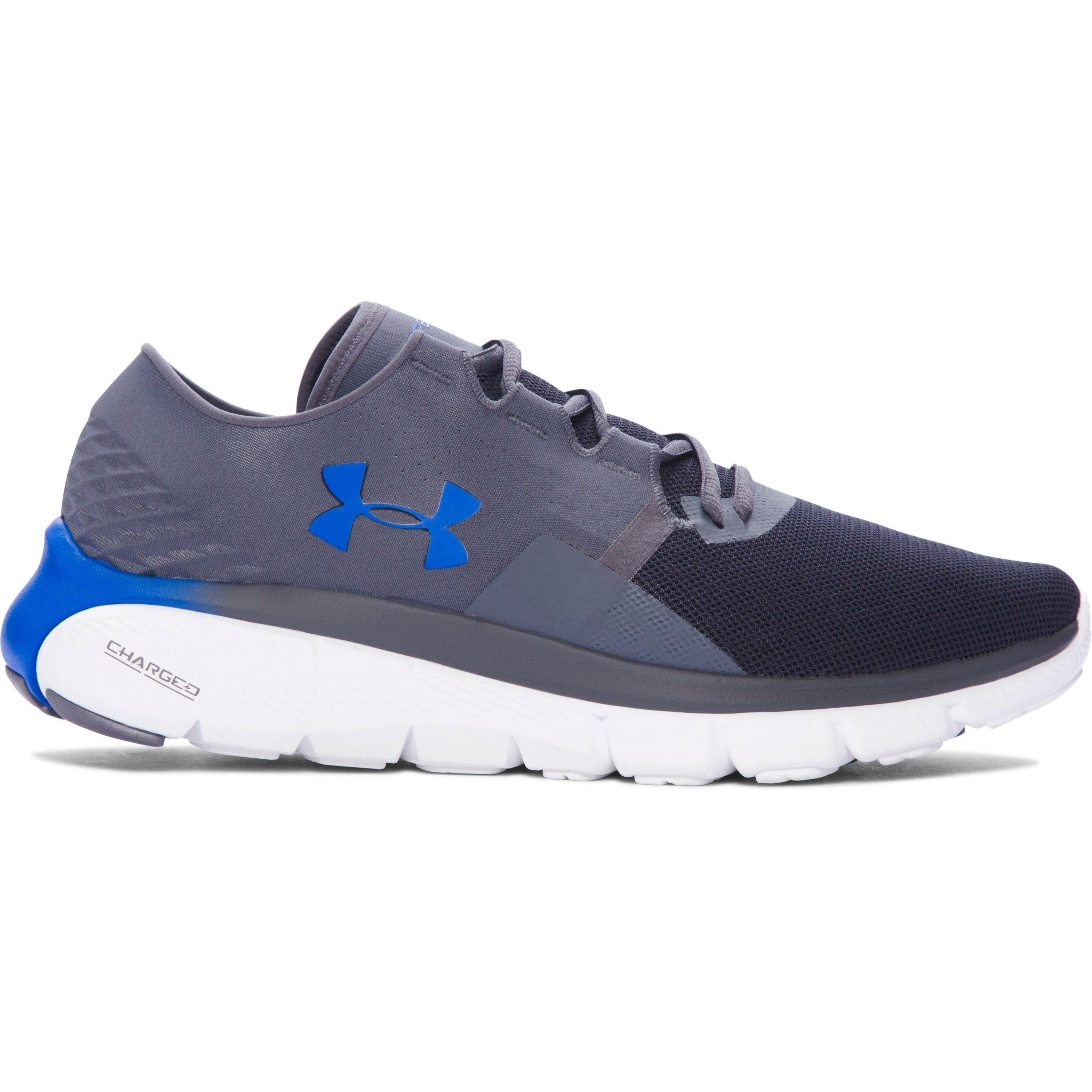 Under Armour. Men's Blue Speedform Fortis 2.1
