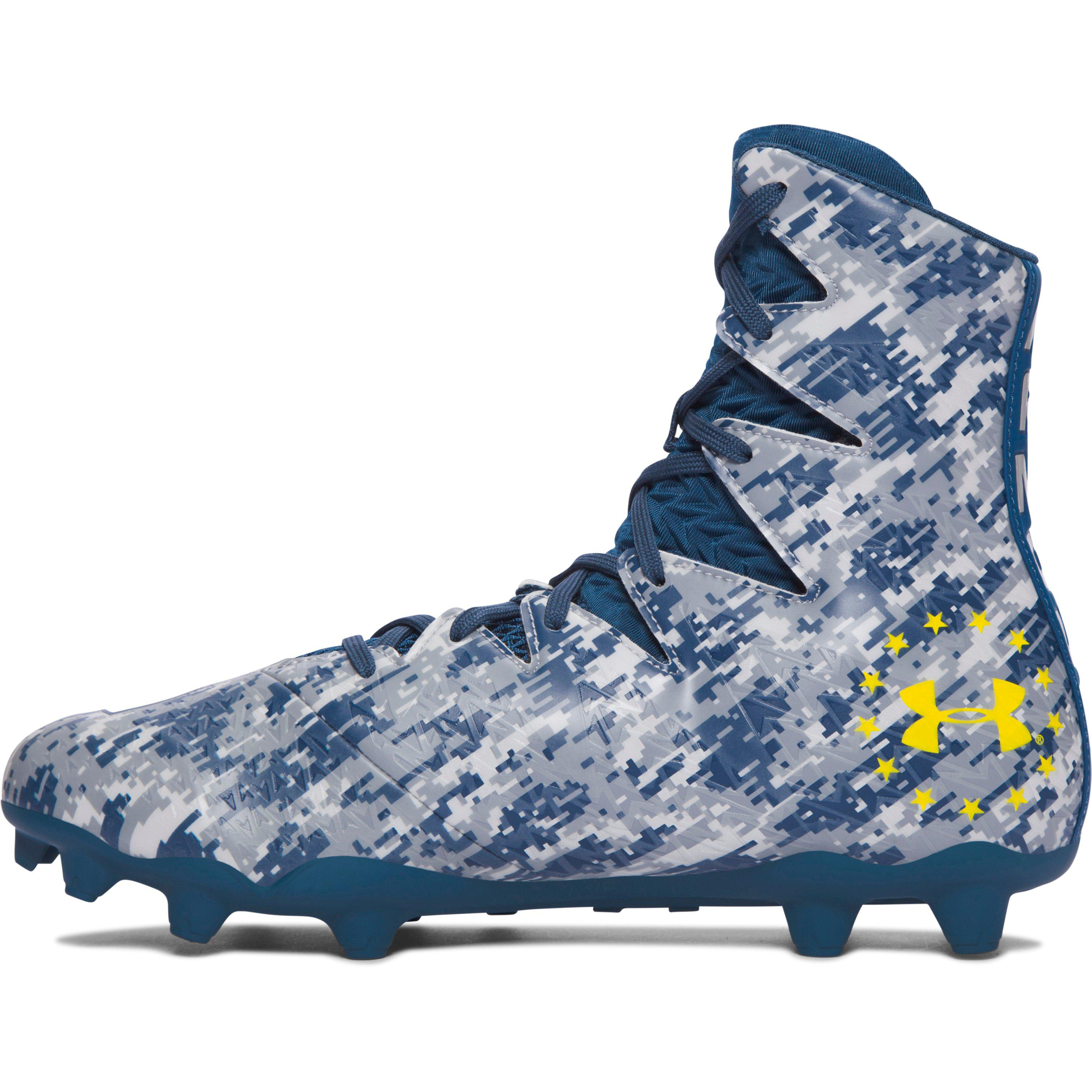 e33a3cf17e7e Lyst - Under Armour Men s Ua Highlight Mc – Limited Edition Football ...