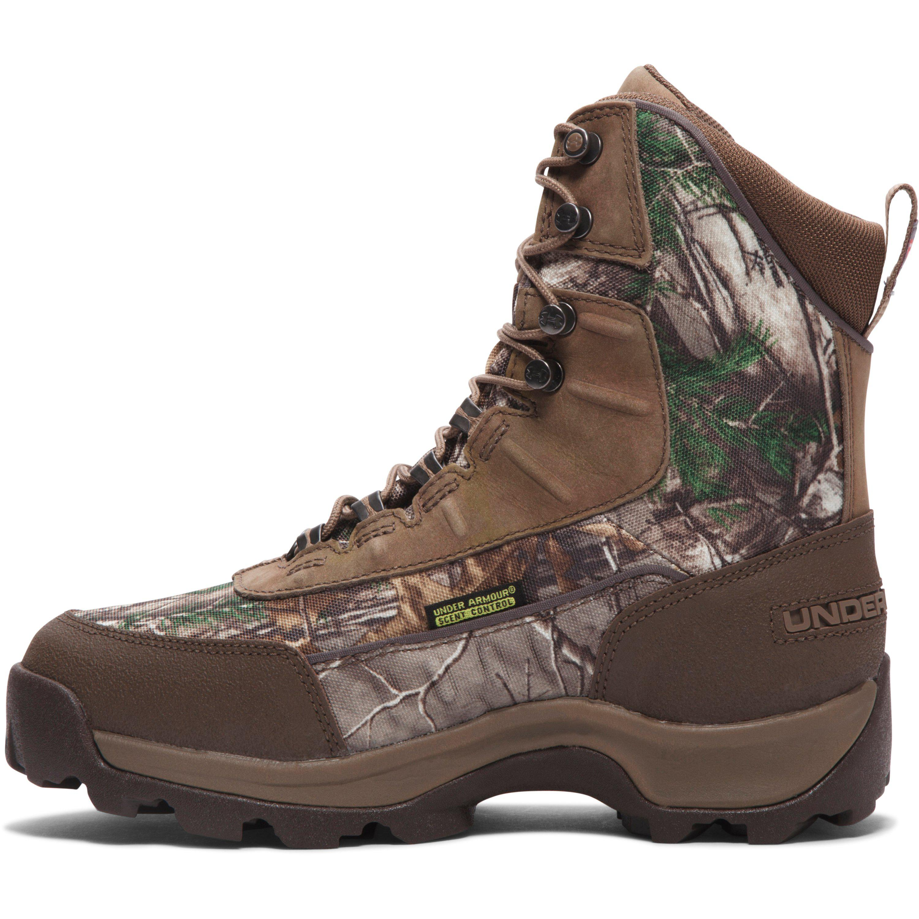 4e6534da89359 Under Armour Women's Ua Brow Tine 800 Hunting Boot - Lyst