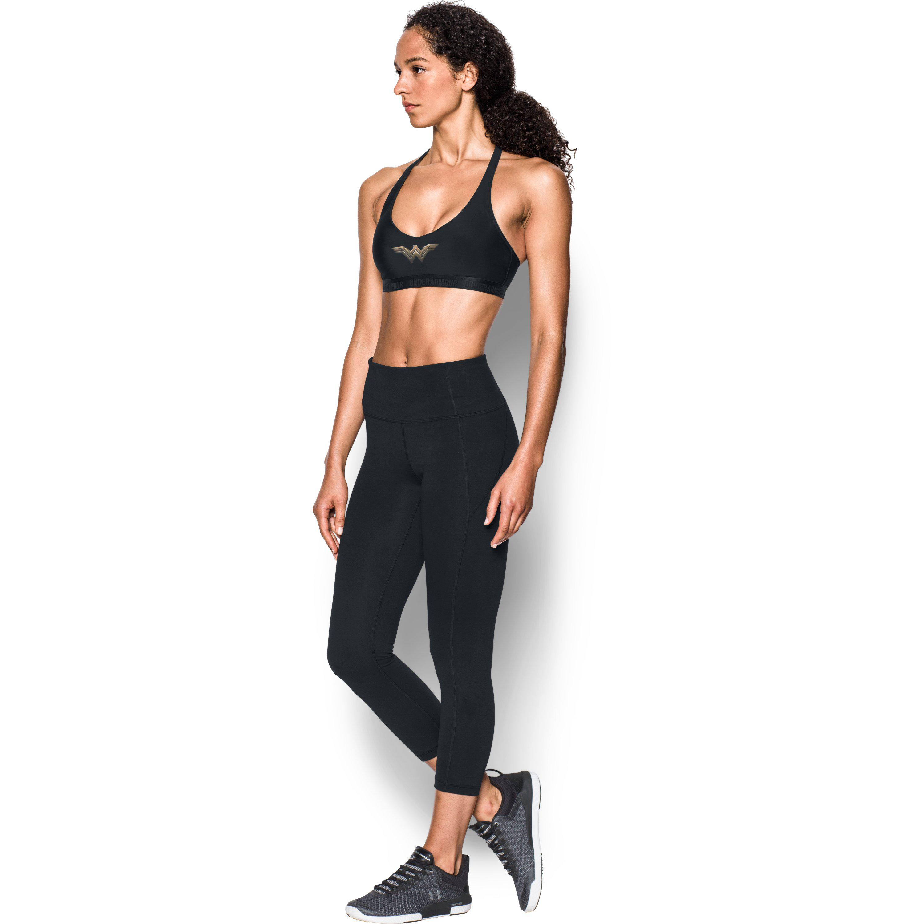 34174fd5b3d47 Lyst - Under Armour Women s ® Alter Ego Wonder Woman Strappy Low ...