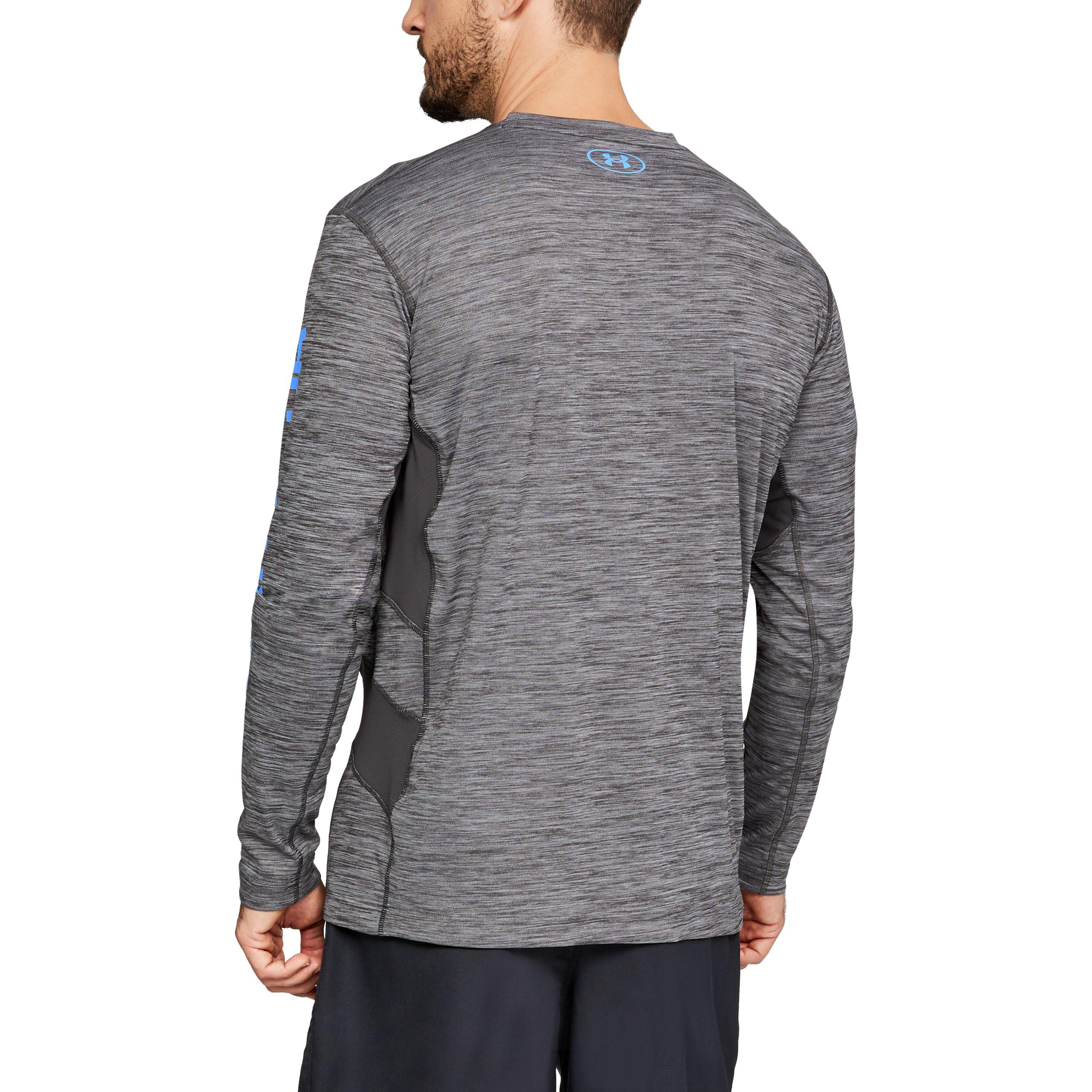 2f8f3c2836ae Under Armour Men's Ua Fish Hunter Icon Long Sleeve in Gray for Men ...
