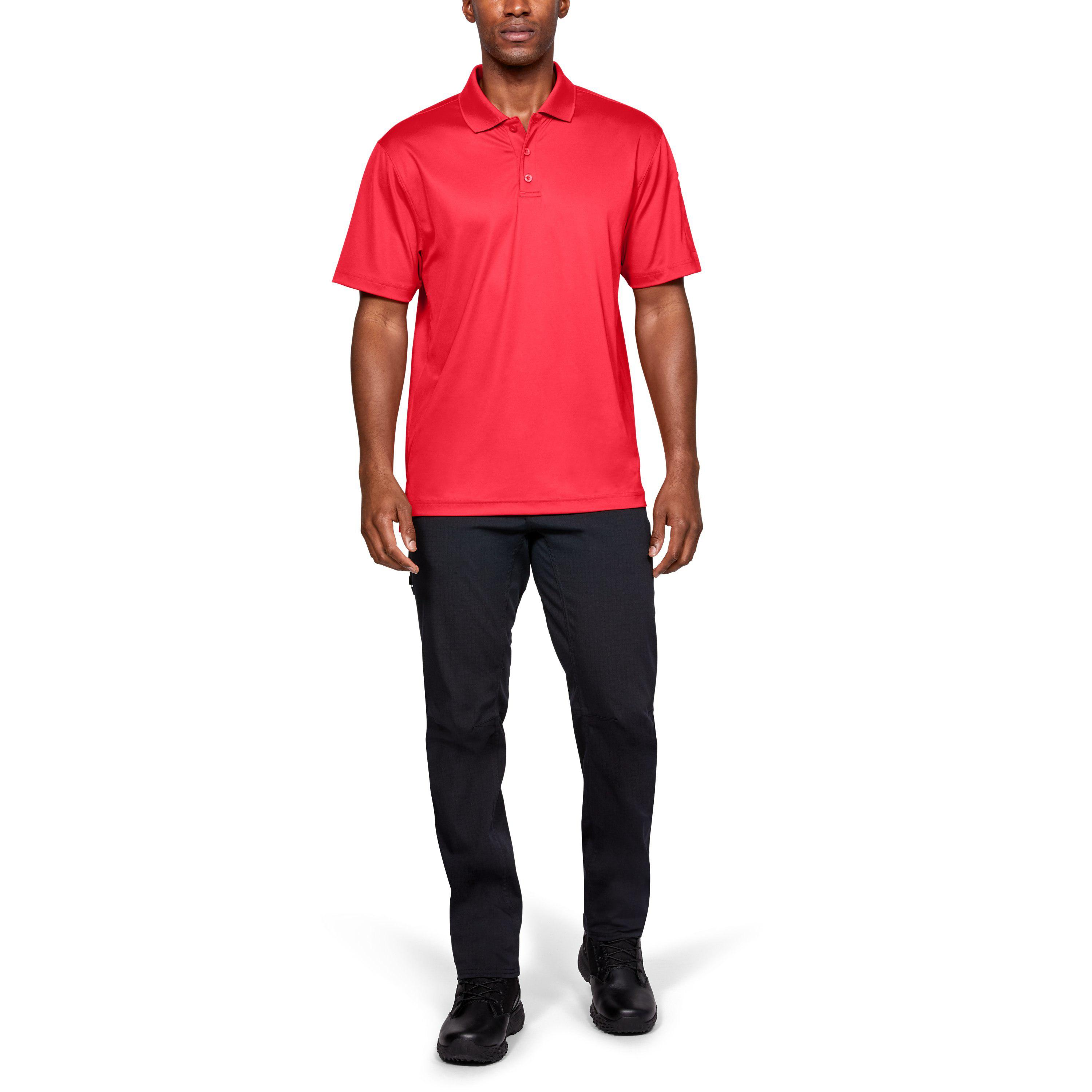 2c0b31177 Lyst - Under Armour Men s Ua Tactical Performance Polo for Men