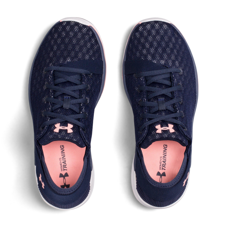 Lyst - Under Armour Women s Ua Rotation Training Shoes in Blue 45822de39e
