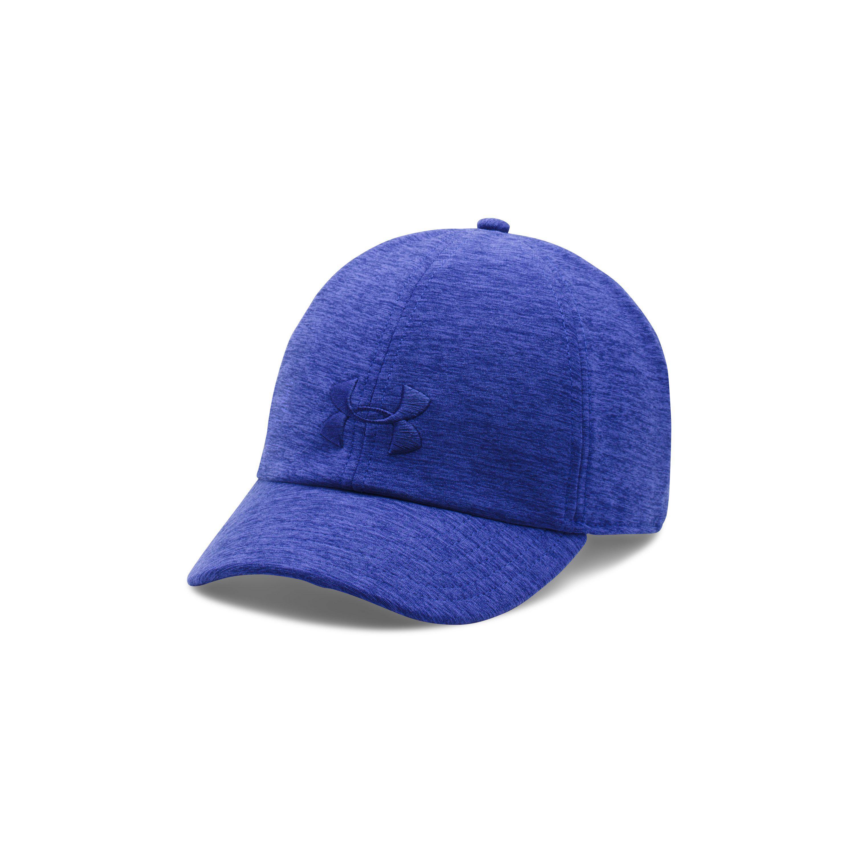 new product 6c5cb 7ad63 ... clearance under armour. blue womens ua renegade twist cap 3e500 45b1f
