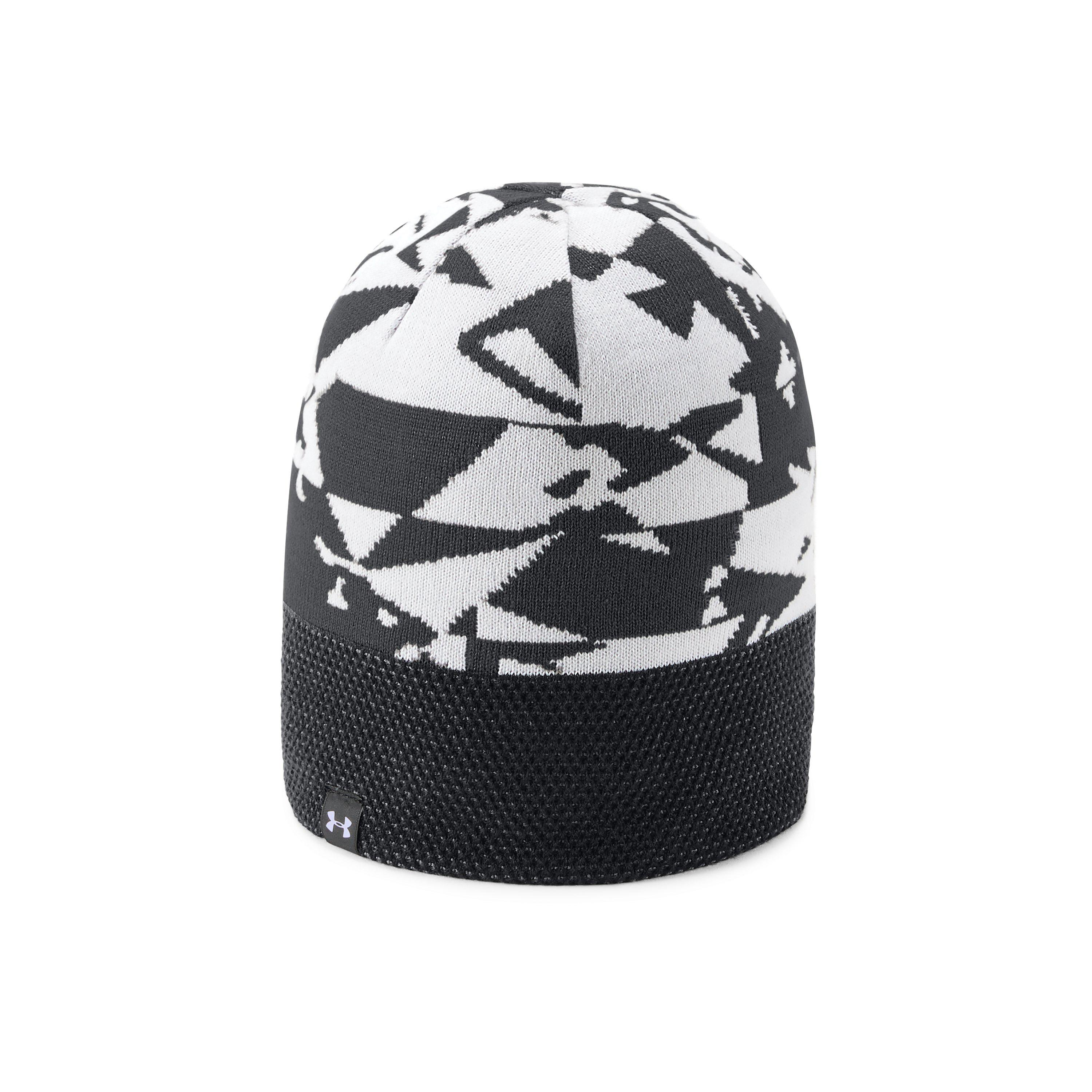 Lyst - Under Armour Boy s Ua Reversible Beanie in Black for Men bf7281a5aff9