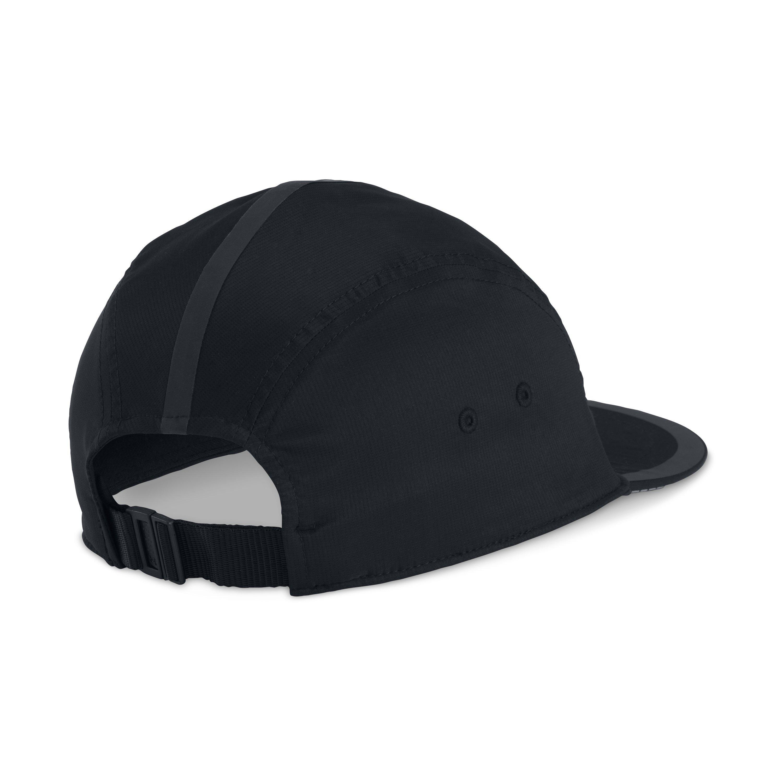 promo code 62337 d2276 ... new style under armour black mens ua threadbornetm run crew cap for men  lyst. view ...