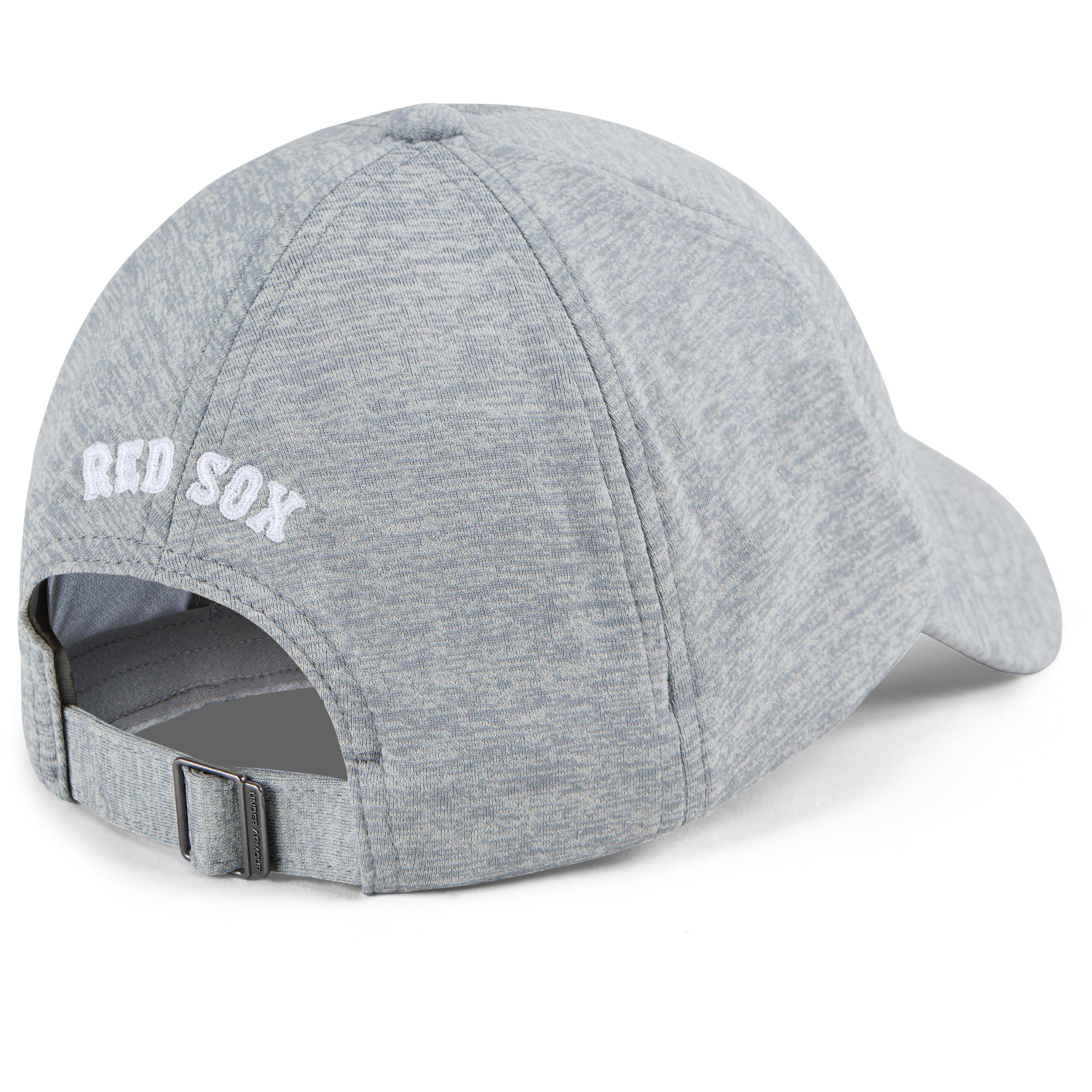 save off 86979 90be0 ... shop under armour gray womens mlb renegade twist cap for men lyst. view  fullscreen 0db86