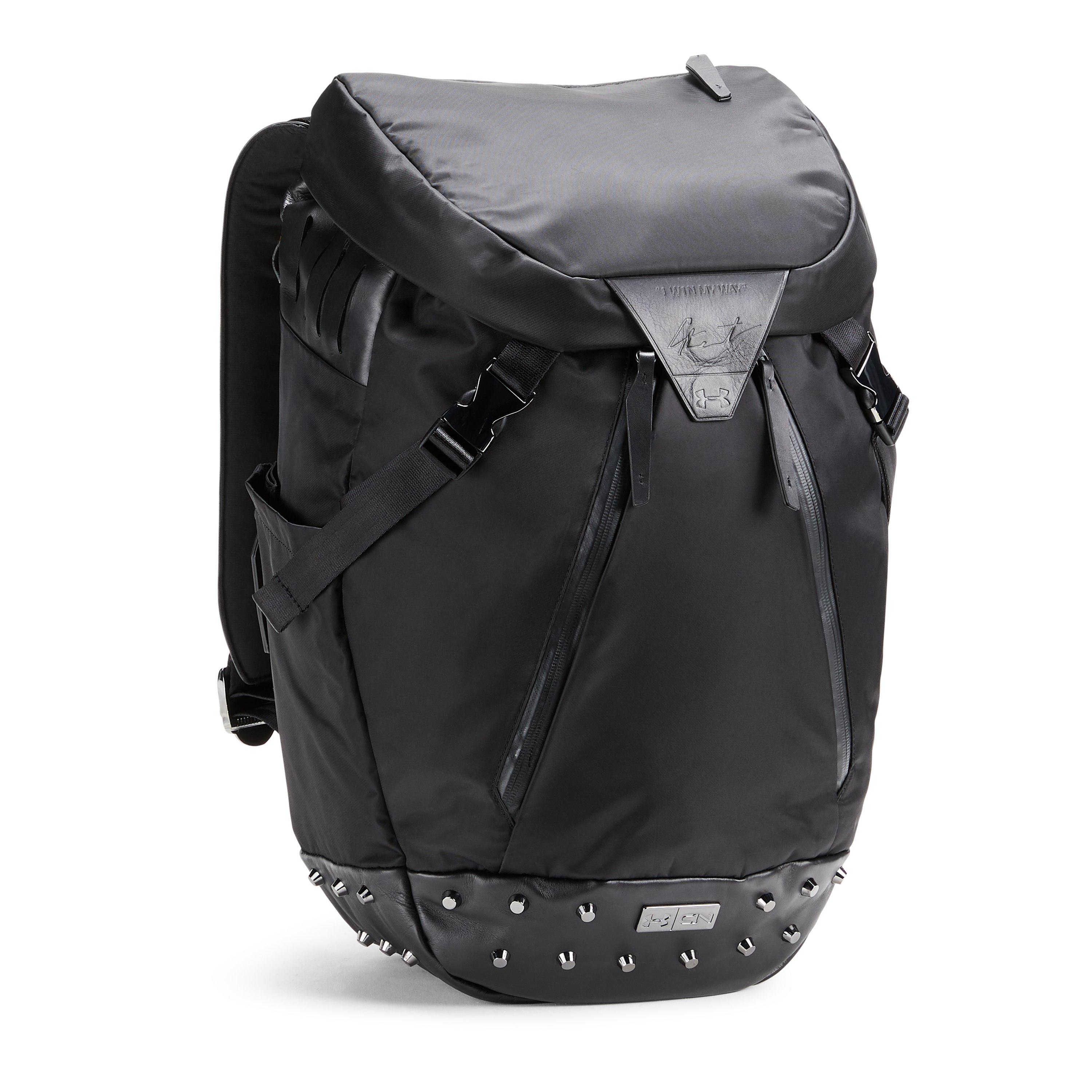 134455808ba0 Lyst - Under Armour Ua Pro Series Cam Backpack in Black