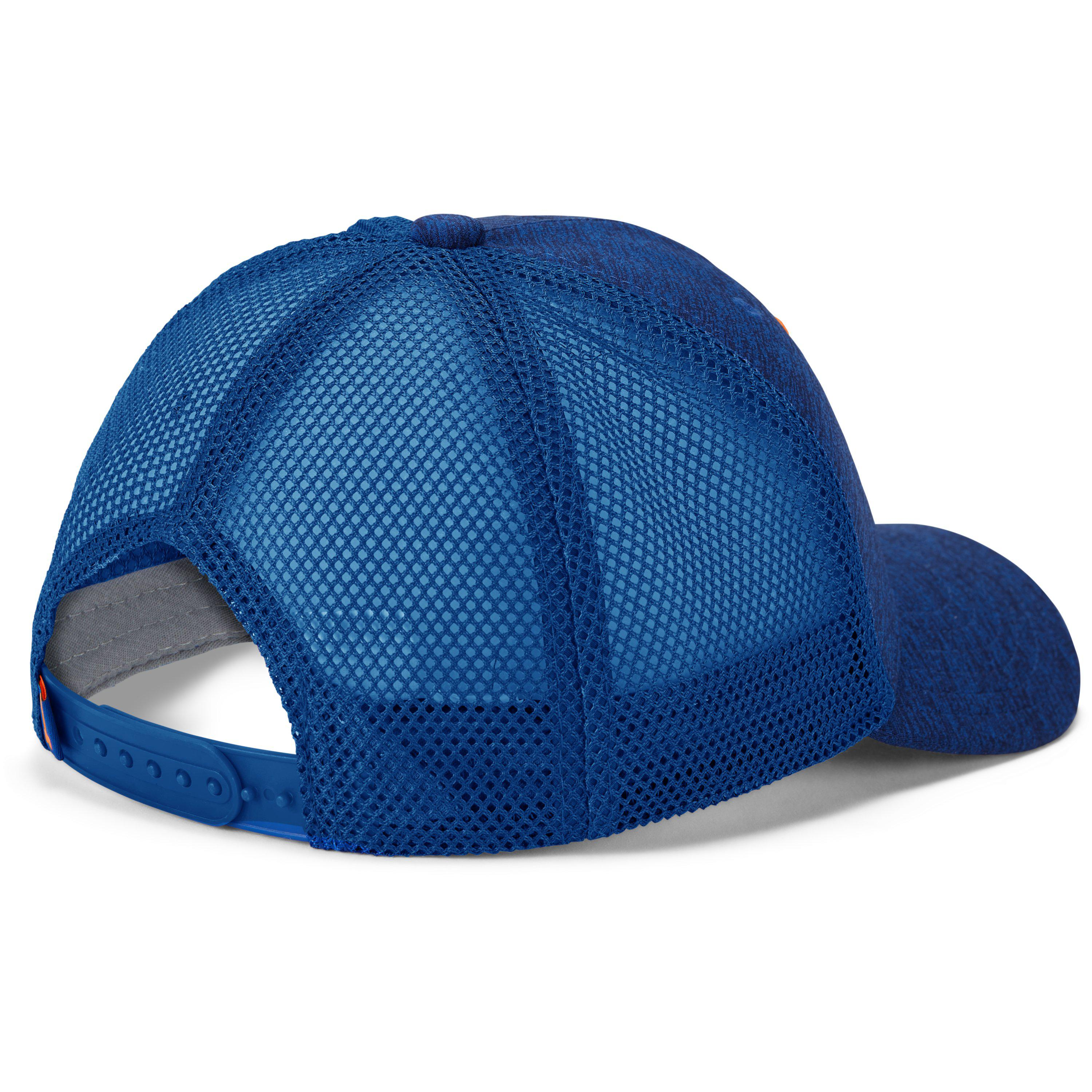 wholesale dealer 31d50 9f362 shop san francisco giants new era mlb kids shine on 9forty cap 8a339 93d32   coupon for lyst under armour boys mlb twist trucker cap in blue for men  1b20a ...