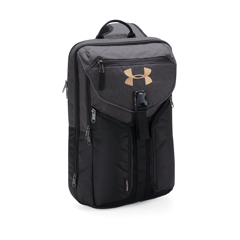 Lyst - Under Armour Compel Sling 2.0 Backpack in Black for Men 597dc4748f323