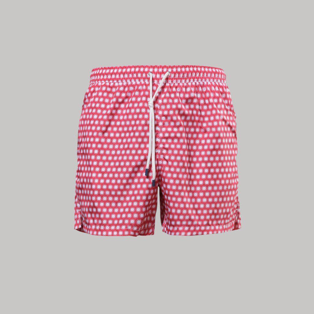 Swim shorts Madeira red Fedeli Buy Cheap Genuine 1S7VVQ