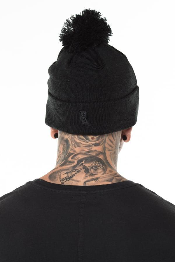 328df82dc7f Lyst - KTZ Nfl Chicago Bulls Bobble Hat in Black for Men