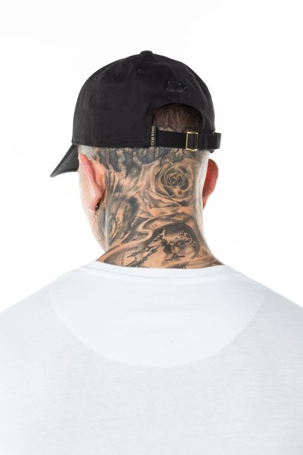 Lyst - Gym King Pitcher Cap in Black for Men 1a23a317933