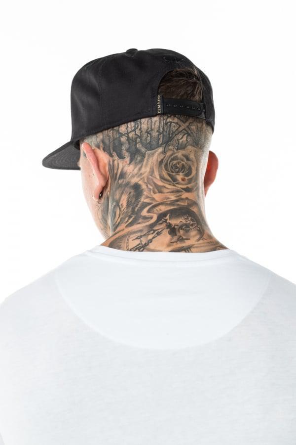 Lyst - Gym King X Starter Snapback in Black for Men 605ba048d923