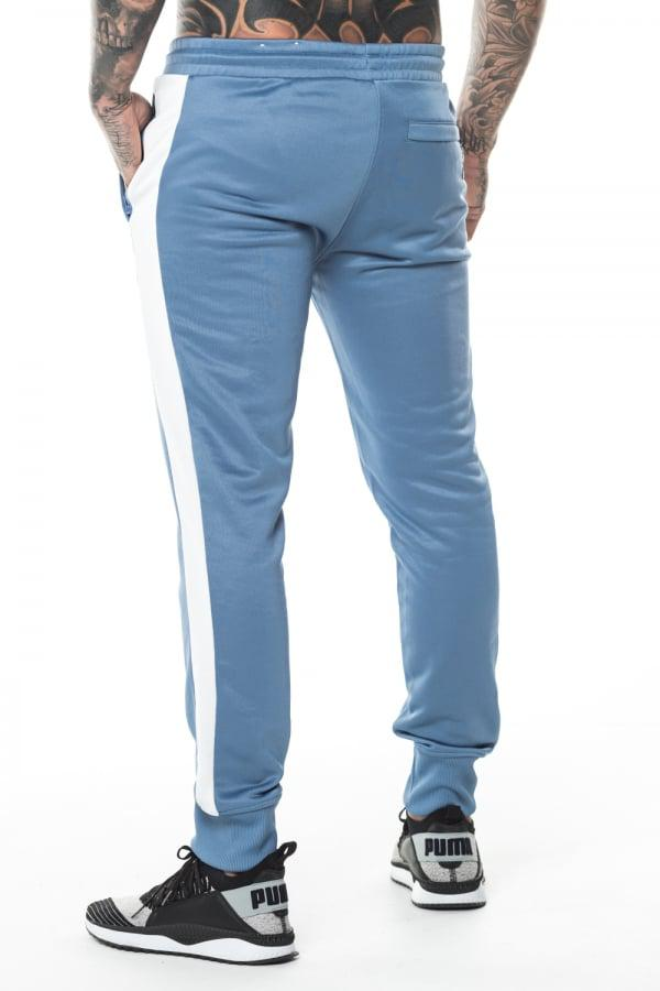 e18cc8c4 PUMA Archive T7 Track Pants in Blue for Men - Lyst